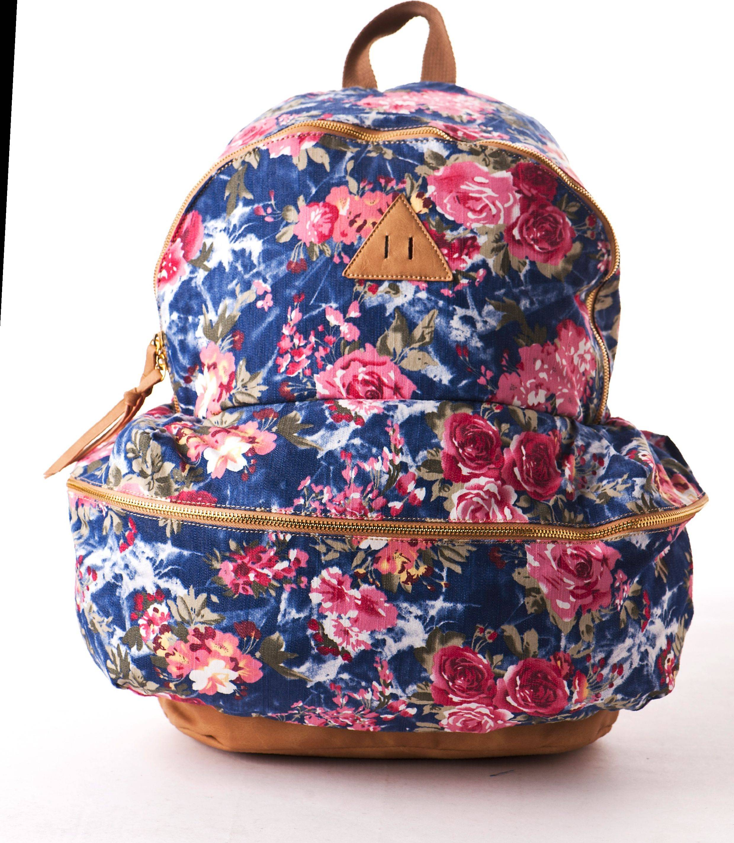 Teenage girls will love a trendy alternative to the classic backpack, like this one. Floral prints and other bright patterns add a little punch to any accessory. $34 at Francesca's, francescas.com