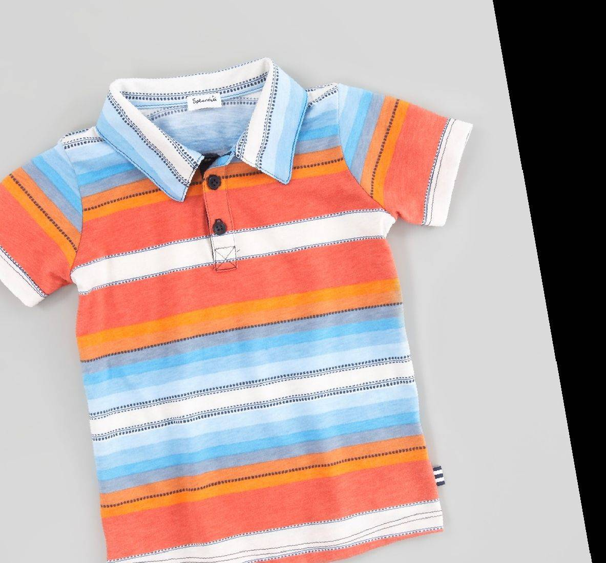 Classic stripes are the pick of the season for boys, including preschoolers. $25.95 at The Children's Place, childrensplace.com