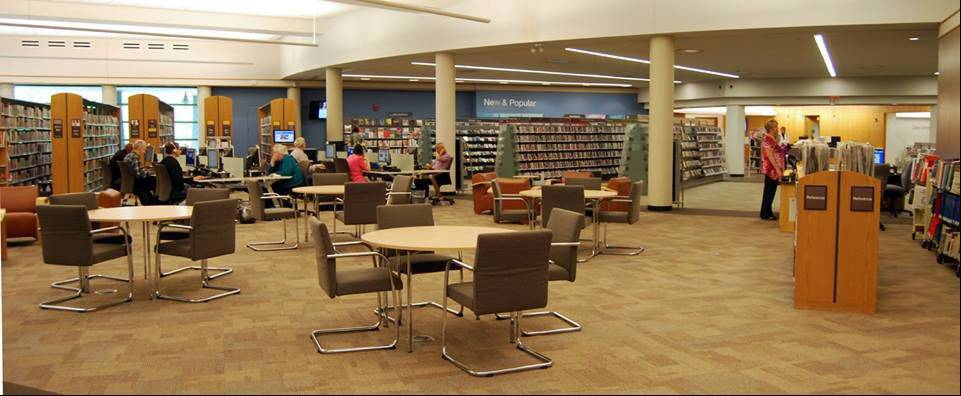 The newly remodeled Vernon Area Public Library in Lincolnshire has seen a significant spike in new members and materials being checked out since reopening in May.