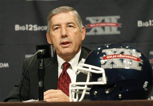 Big 12 Commissioner Bob Bowlsby and fellow commissioners Mike Slive of the Southeastern Conference and John Swofford of the Atlantic Coast Conference have taken turns critiquing the NCAA over the last week, and it's likely Jim Delany of the Big Ten and Larry Scott of the Pac-12 will follow suit in the coming days.