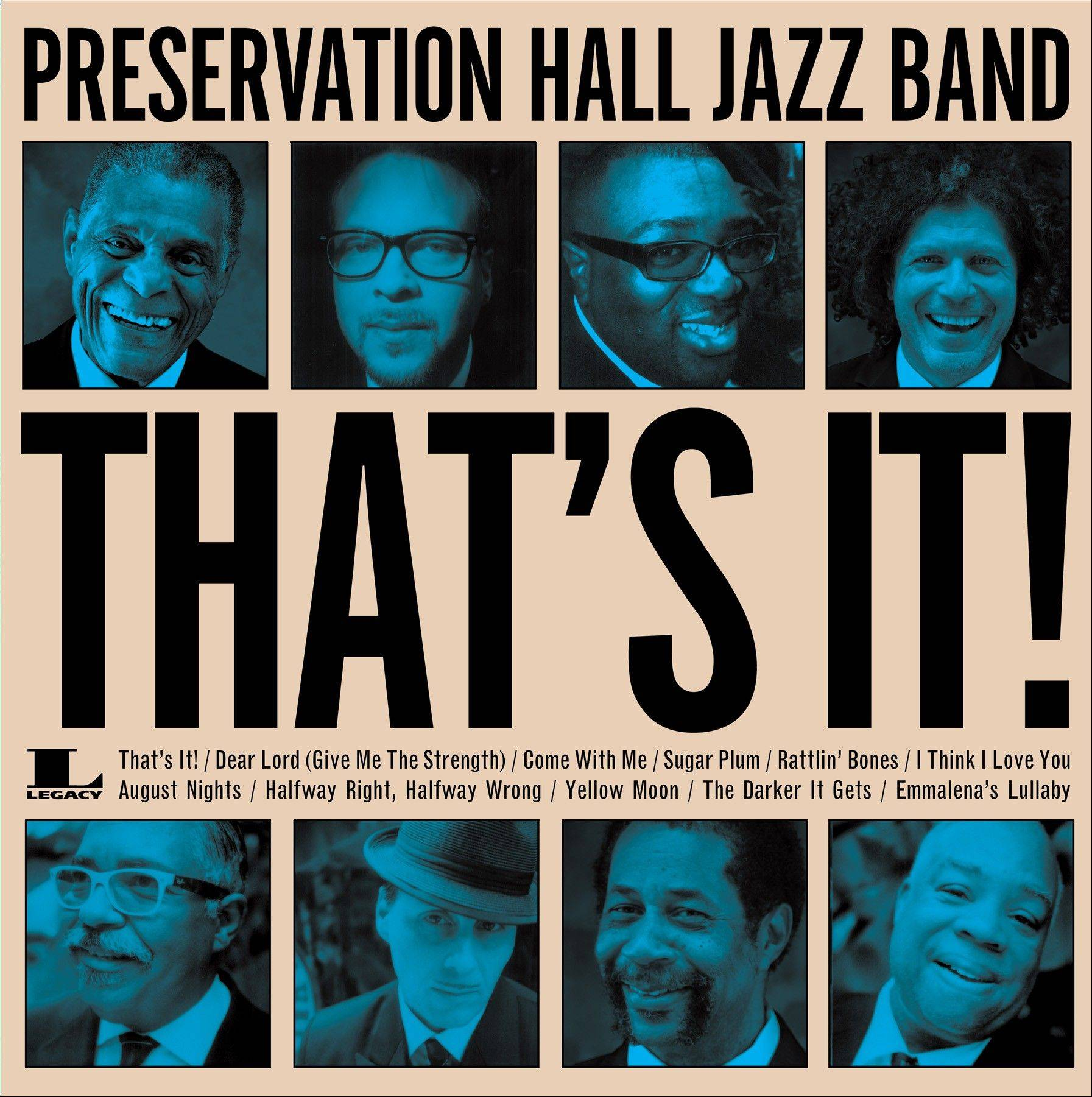 Preservation Hall Jazz Band, �That�s It!�