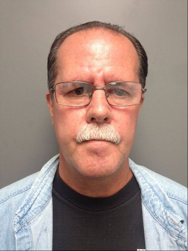 Scott R Baudin Arrested on warrant for possession of Child Pornography charges
