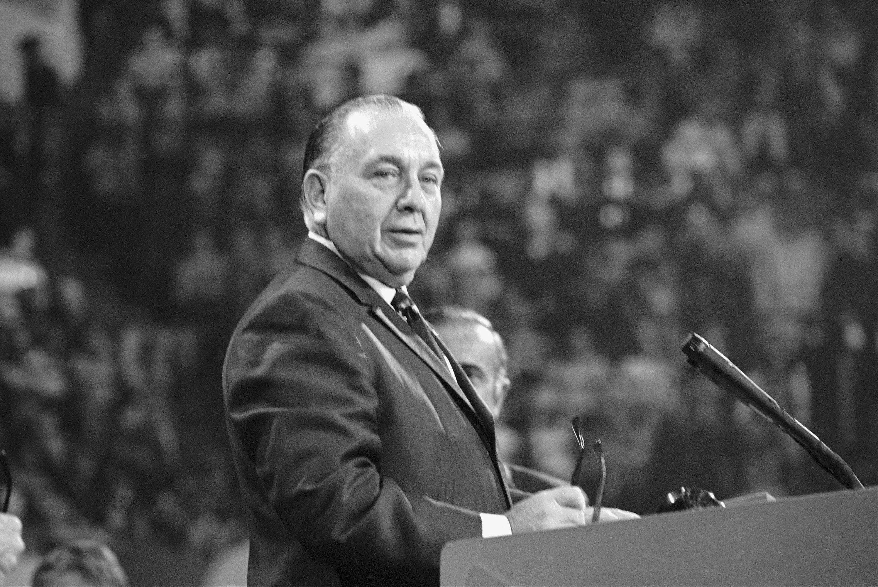Richard J. Daley was mayor of Chicago from 1955 until his death in 1976.