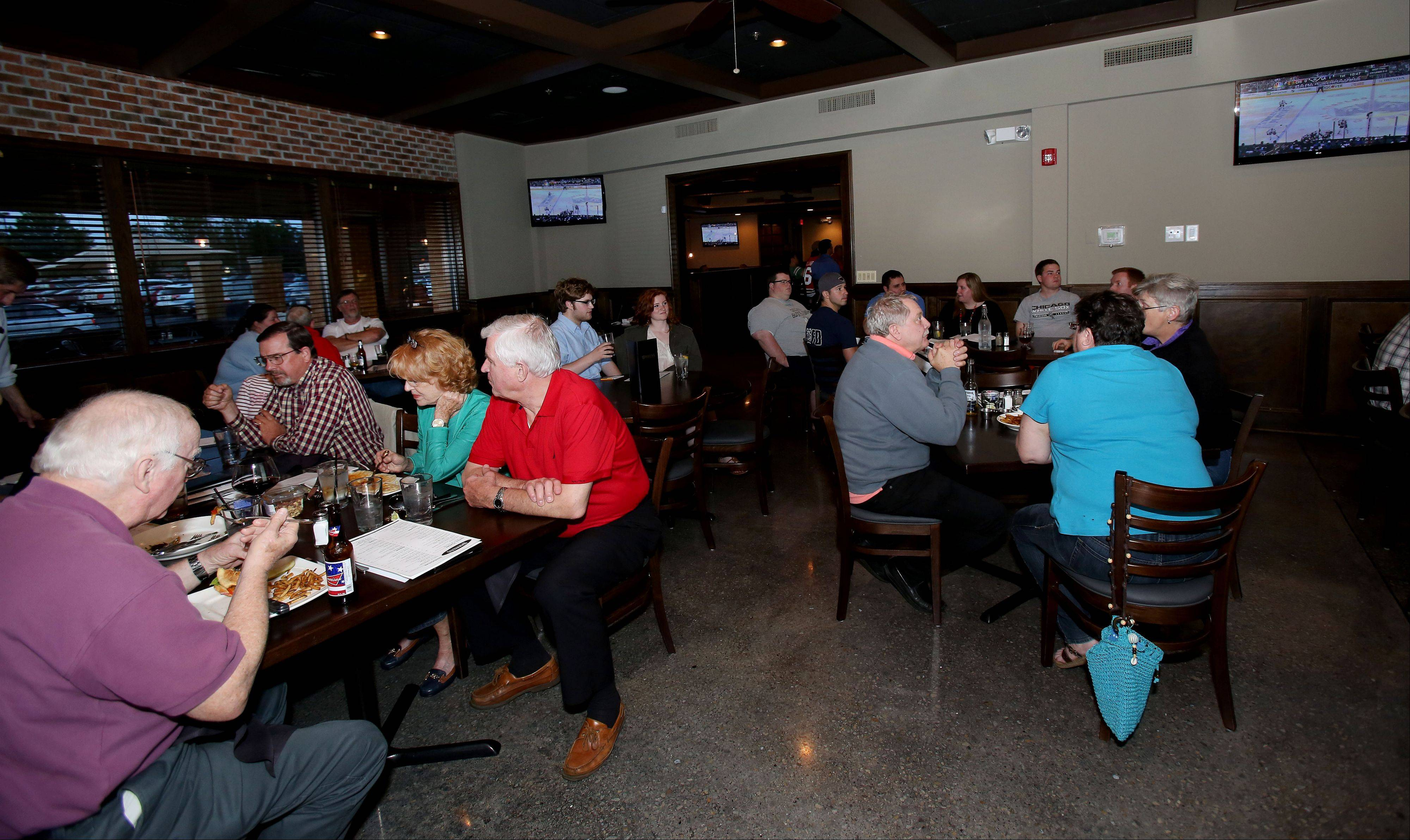 Warren's Ale House in Wheaton hosts a weekly trivia night.