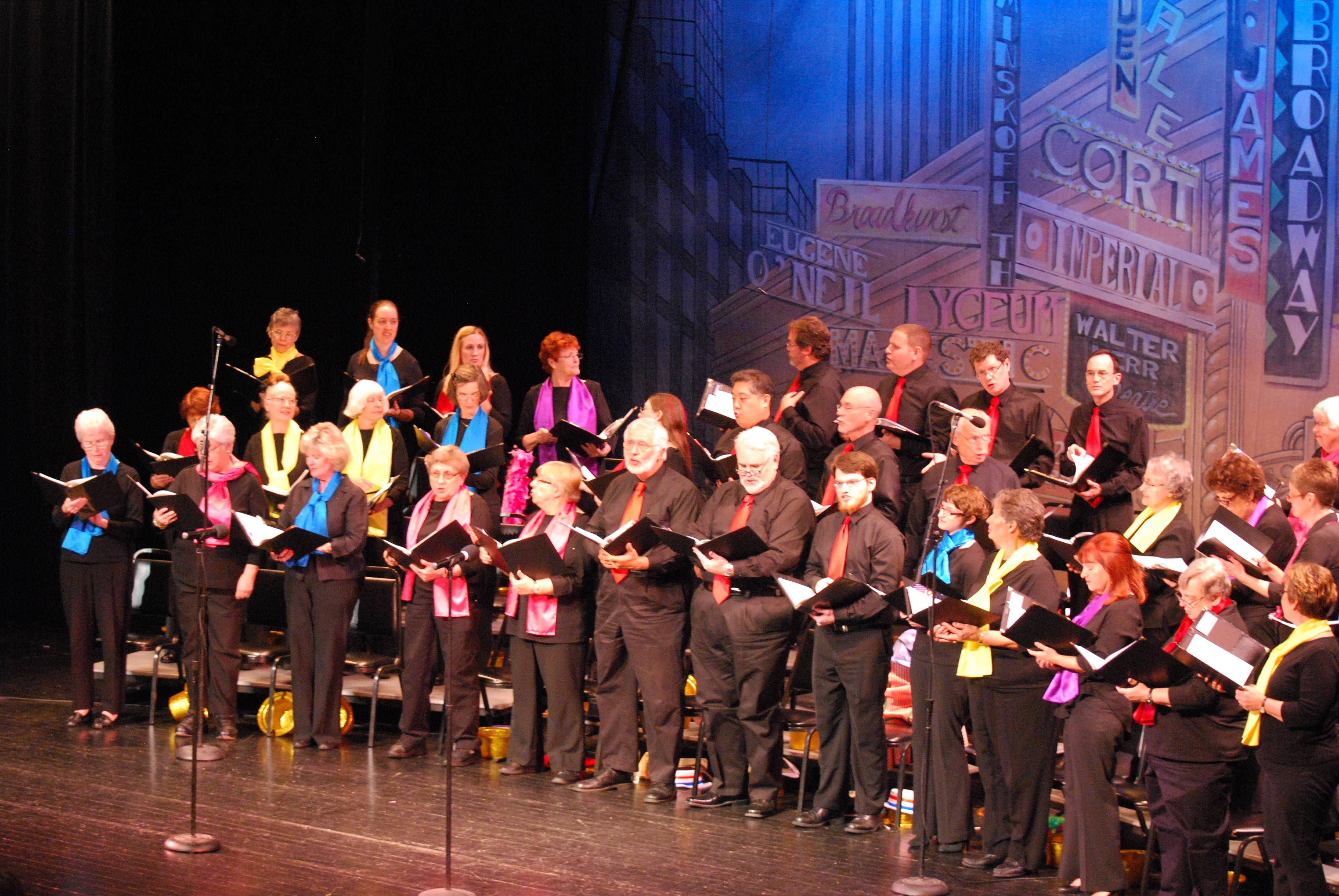 "The Northwest Choral Society performs its June concert, ""The Sound of Musicals"", featuring popular music selections from Broadway."