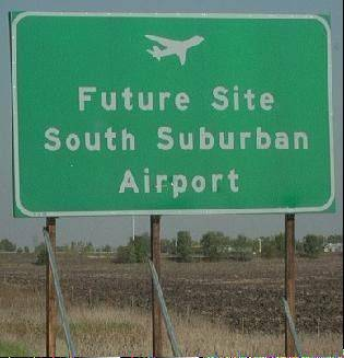 Gov. Pat Quinn is set to sign legislation that will push forward long-stalled plans for a third Chicago area airport.