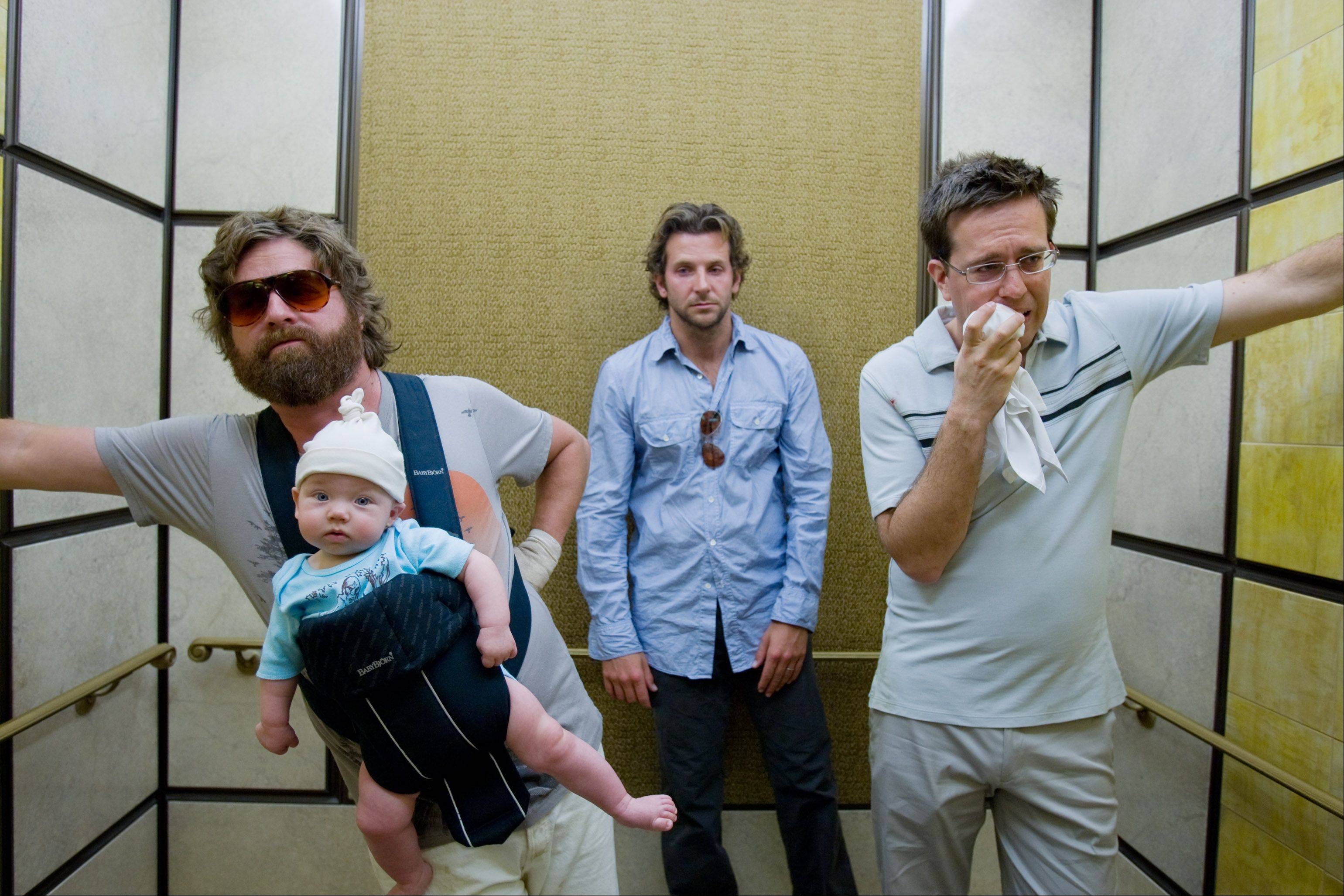 """The Hangover"" is one of 20 comedies featured in a new DVD collection."