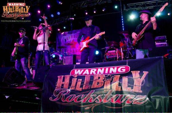 "Hillbilly Rockstarz bills itself as ""Chicagoland's premier top 40 country band."" Catch the band at 6:30 p.m. Saturday, July 27 at the Sugar Grove Corn Boil."