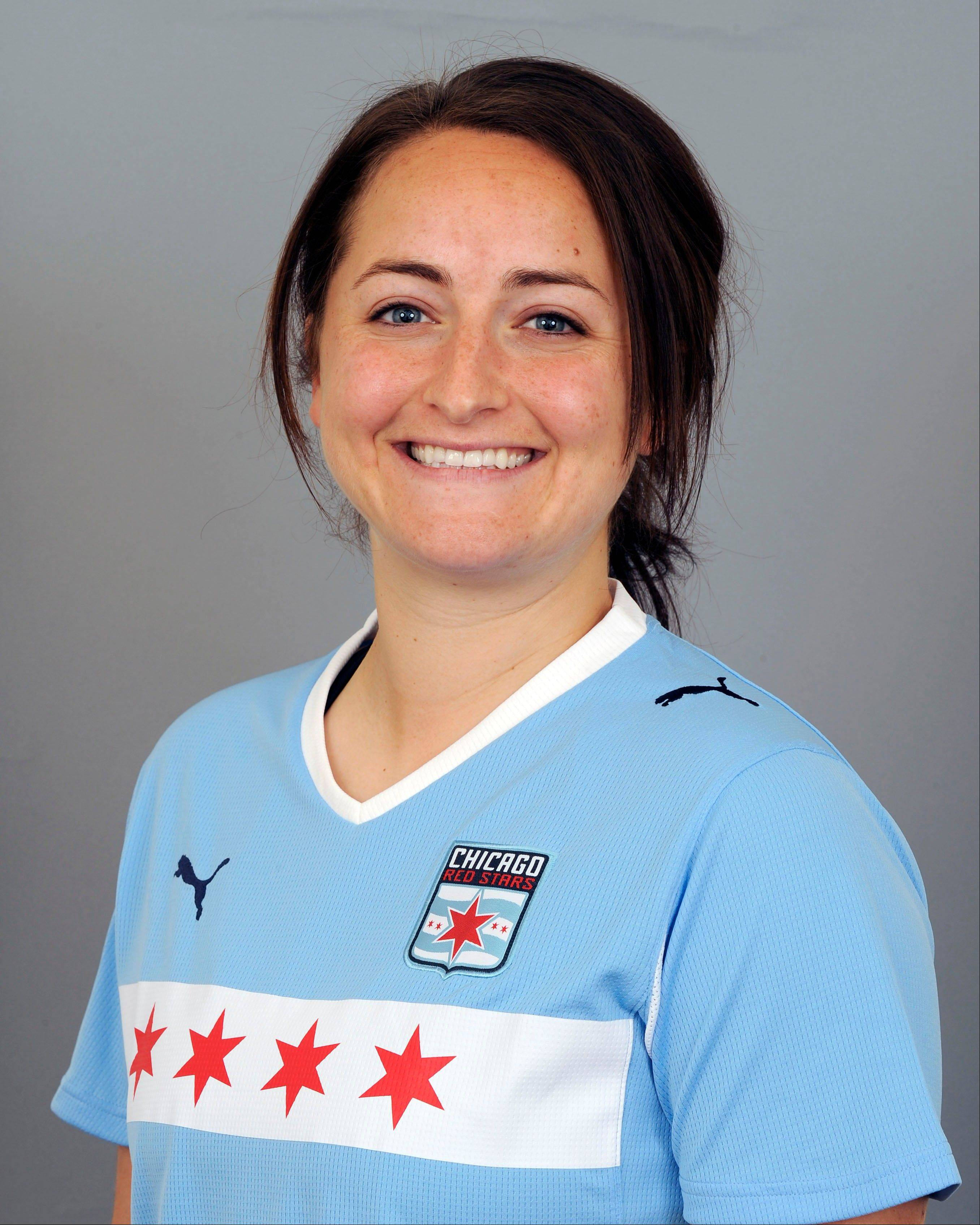 Chicago Red Stars, Jackie Santacaterina