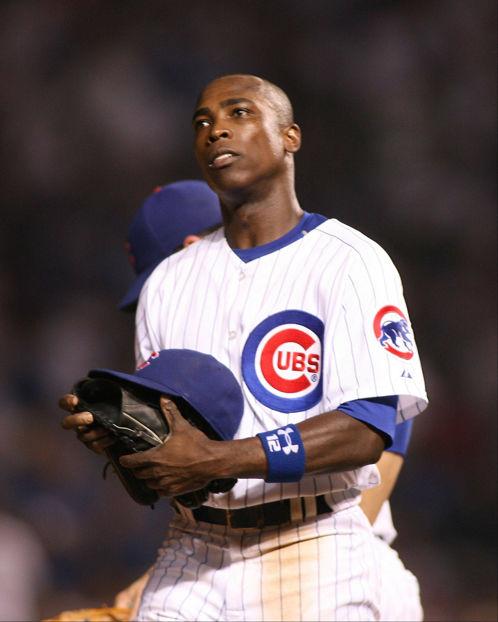 "The Cubs have pulled Alfonso Soriano from the lineup, and manager Dale Sveum says a trade to the New York Yankees is ""99 percent done."""