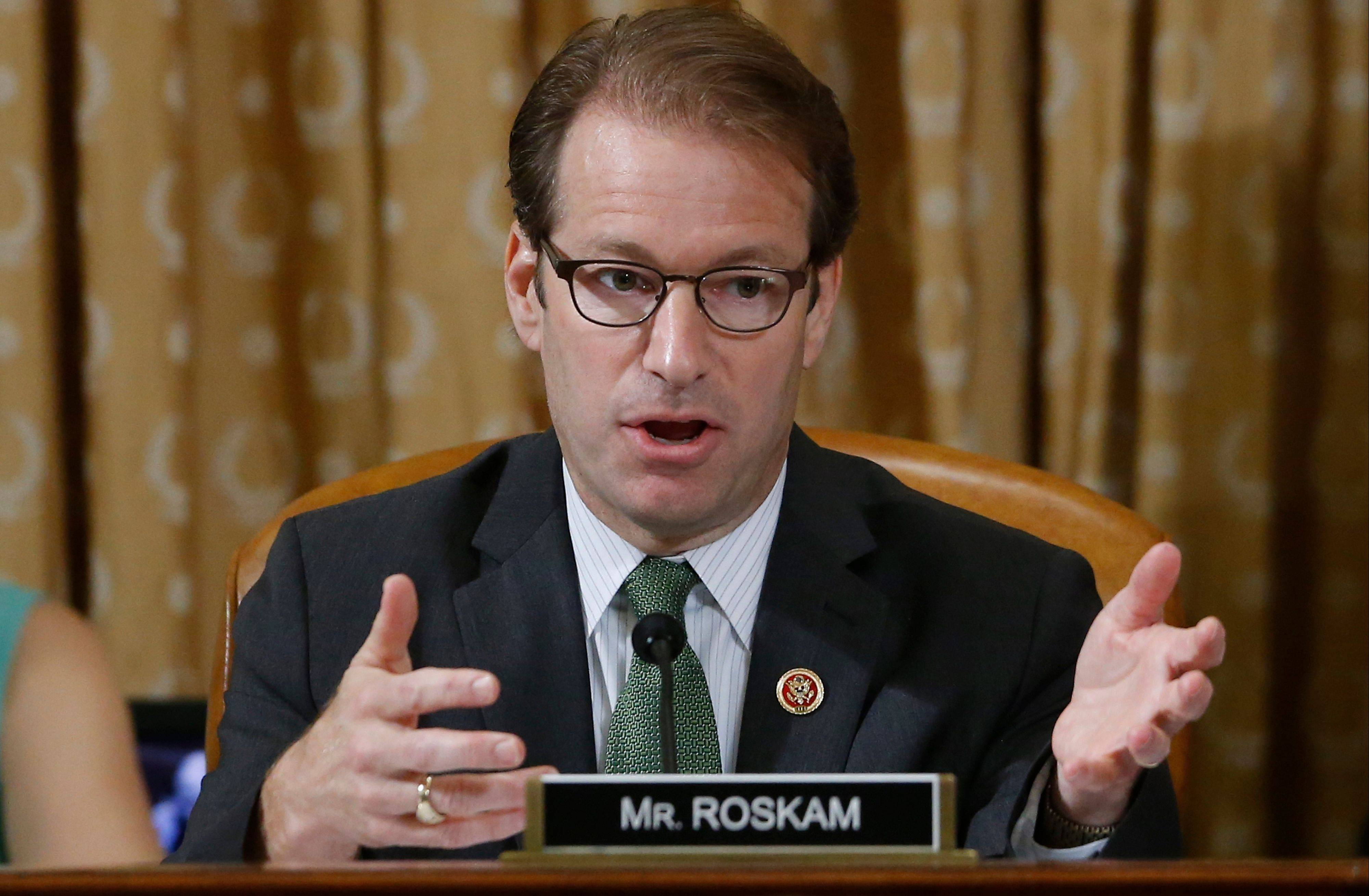 U.S. Rep. Peter Roskam is being investigated by the House Committee on Ethics over a $25,000 university-funded trip he took to Taiwan with his wife.