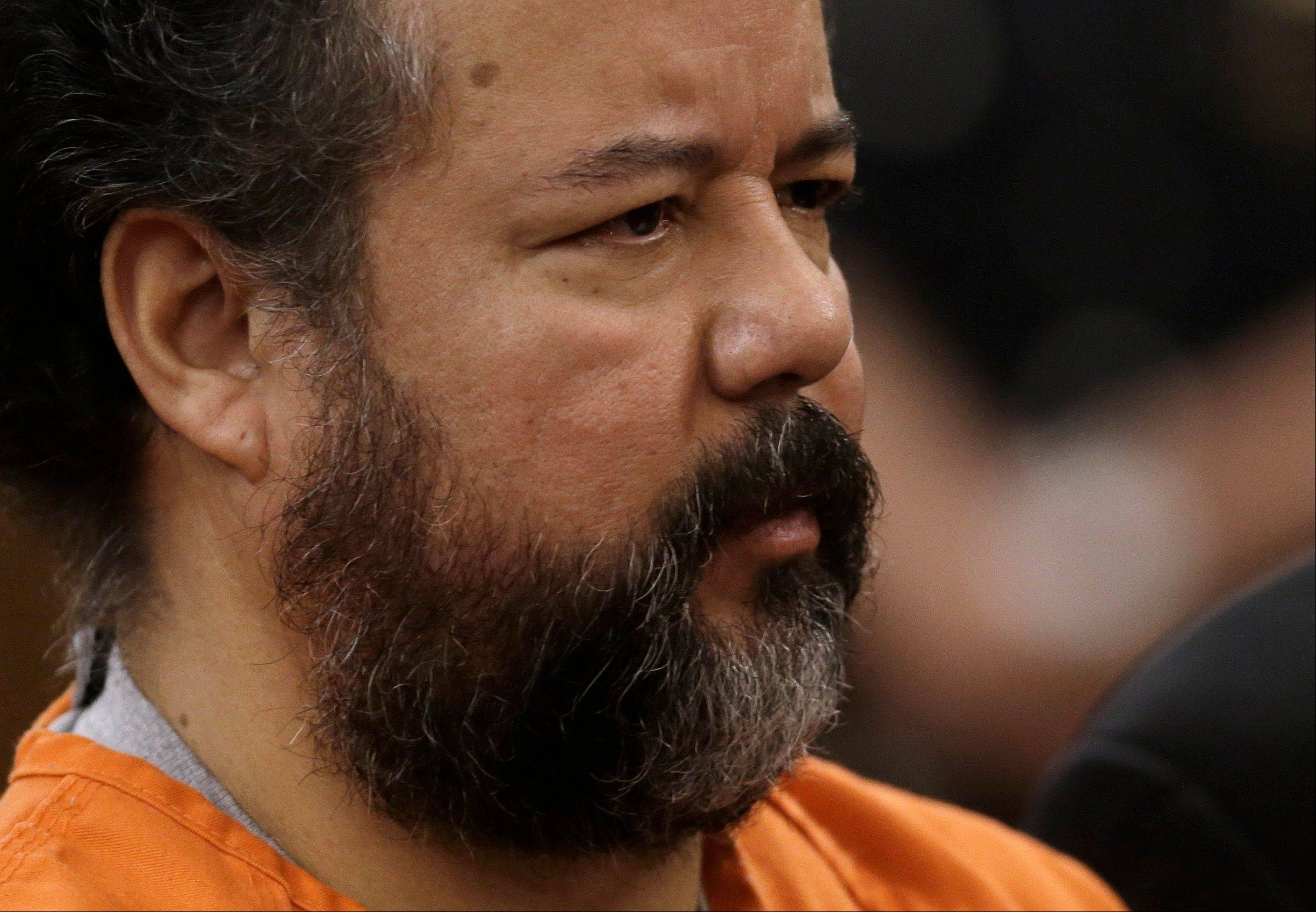 Ariel Castro pleads guilty in Ohio kidnapping case