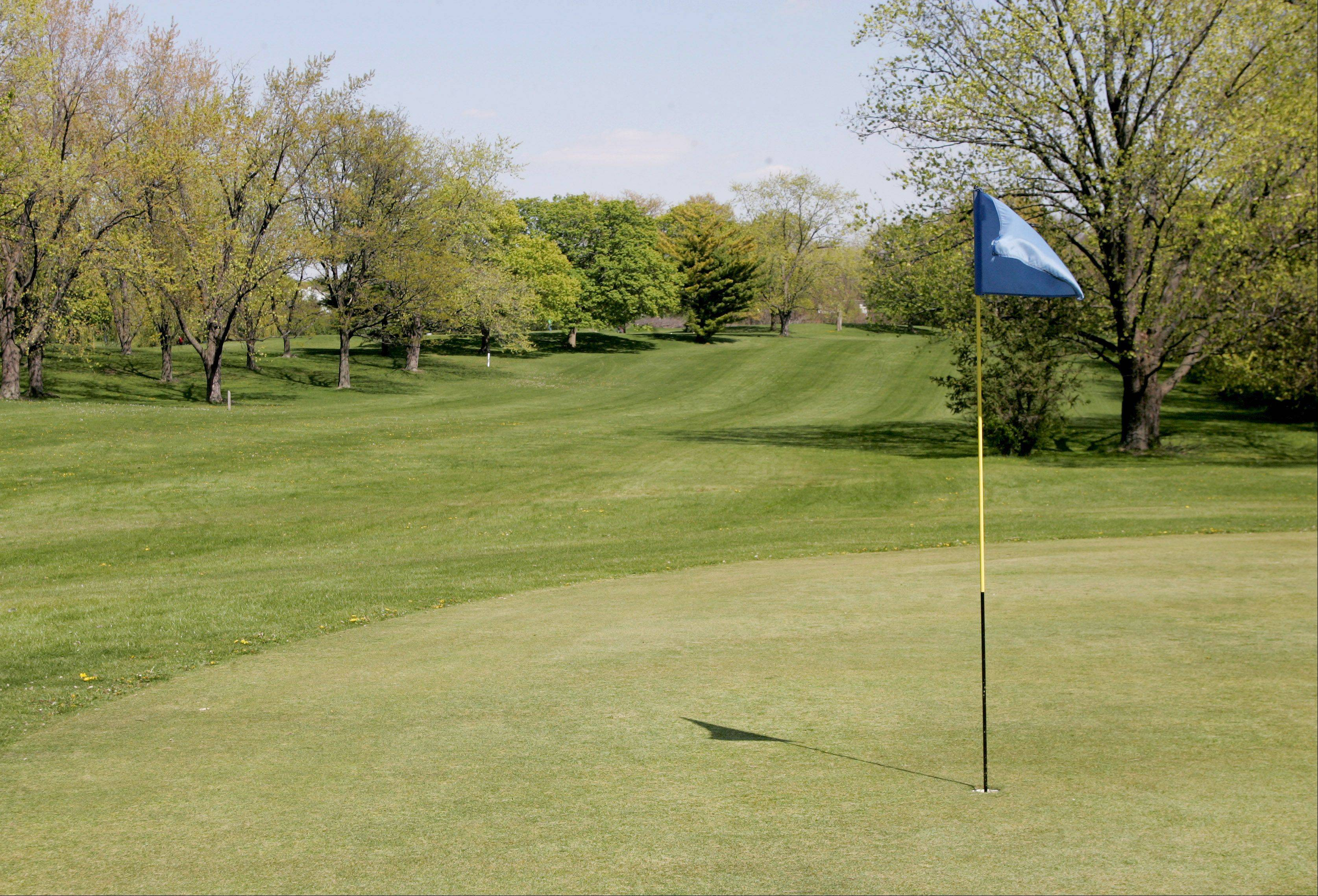 A developer who wants to build apartments and townhouses on what is now the Ken-Loch Golf Links near Lombard is turning to DuPage County for help.