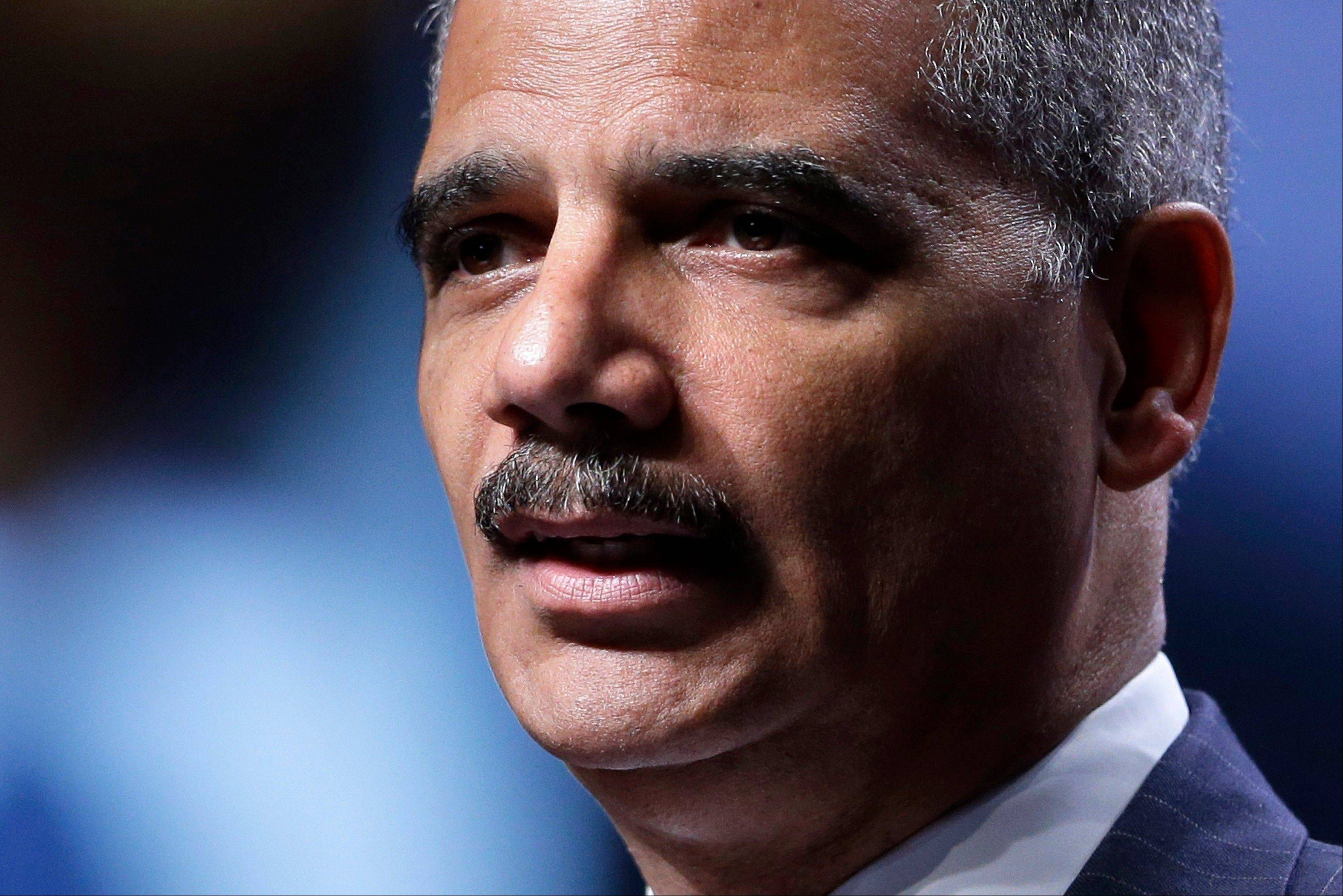 Attorney General Eric Holder says the U.S. won't seek death penalty for Edward Snowden.