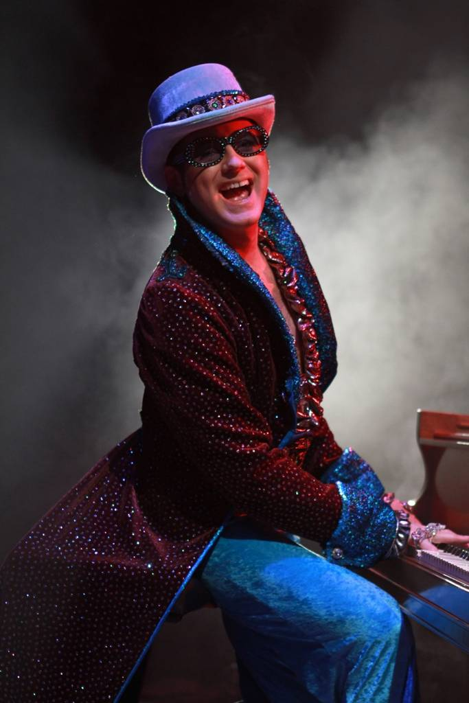 Almost Elton John and the Rocket Band will perform at College of Lake County on Oct. 13.