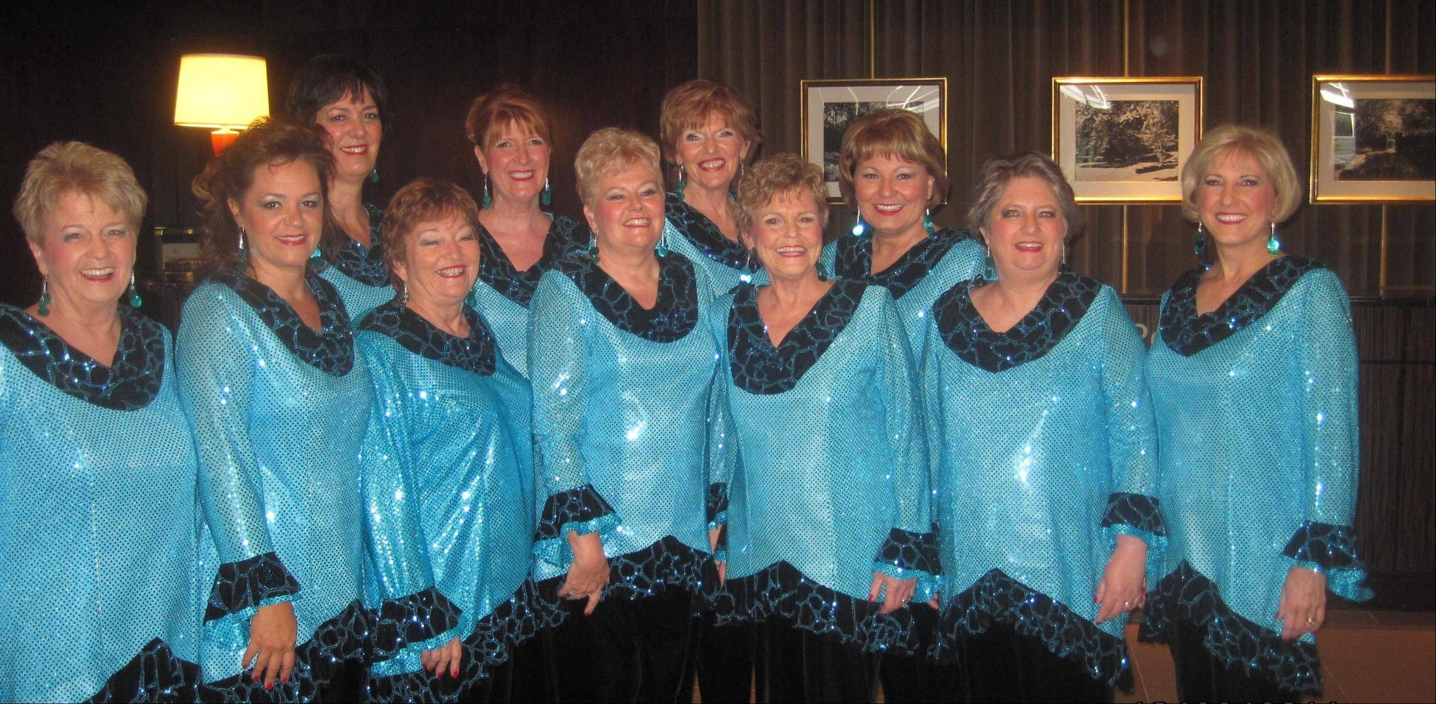 Choral-Aires Chorus will provide musical interludes between storytellers with a small quartet, A La Carte, at the Larsen Park Storytelling Festival.