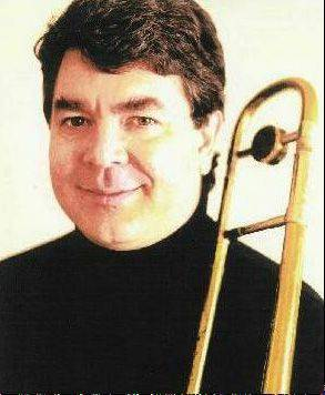Trombonist and St. Charles native Jim Masters.