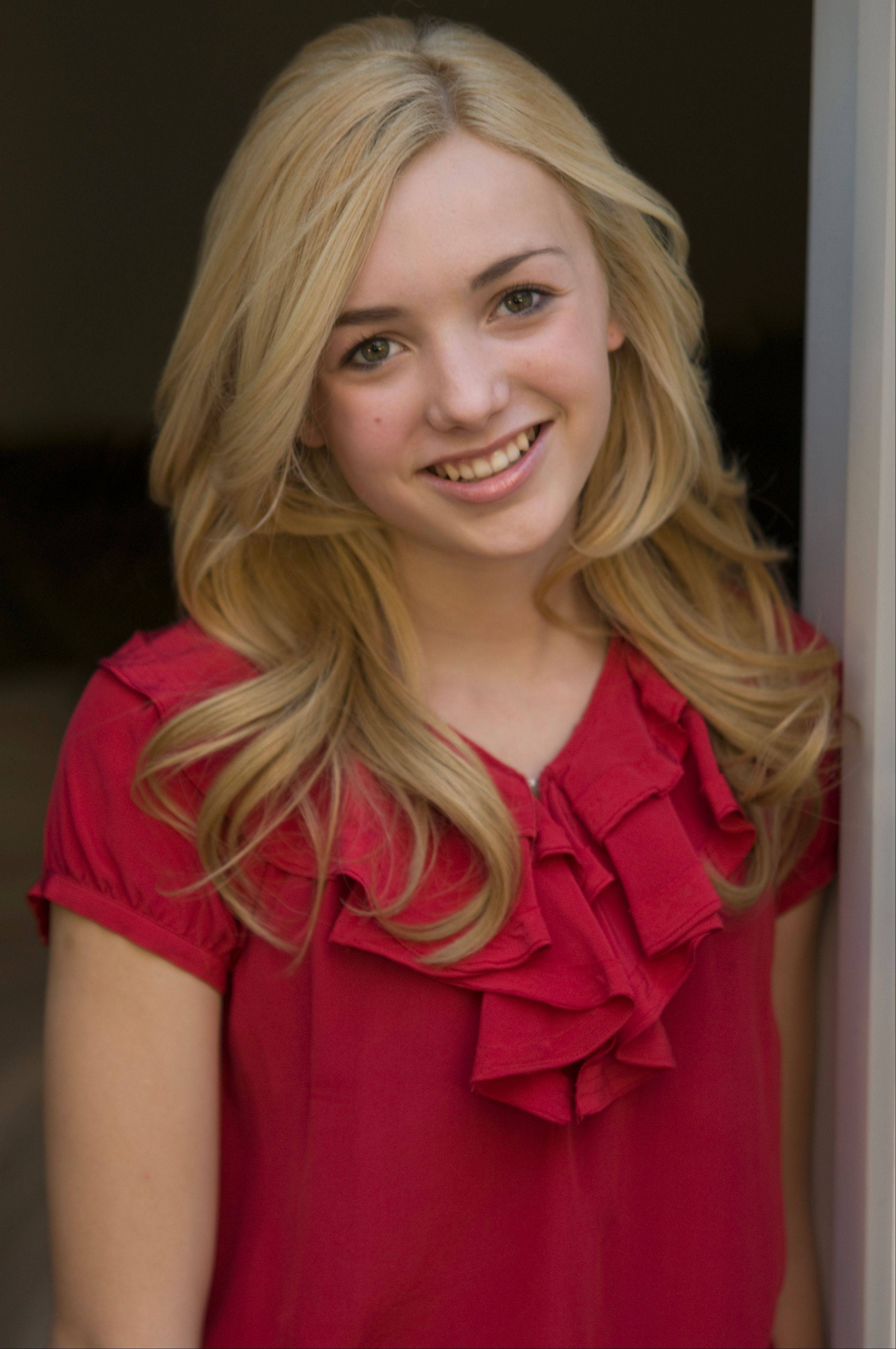 "Peyton List will appear as part of ""Tween Stars Live Tour 2013"" at the Rosemont Theatre."