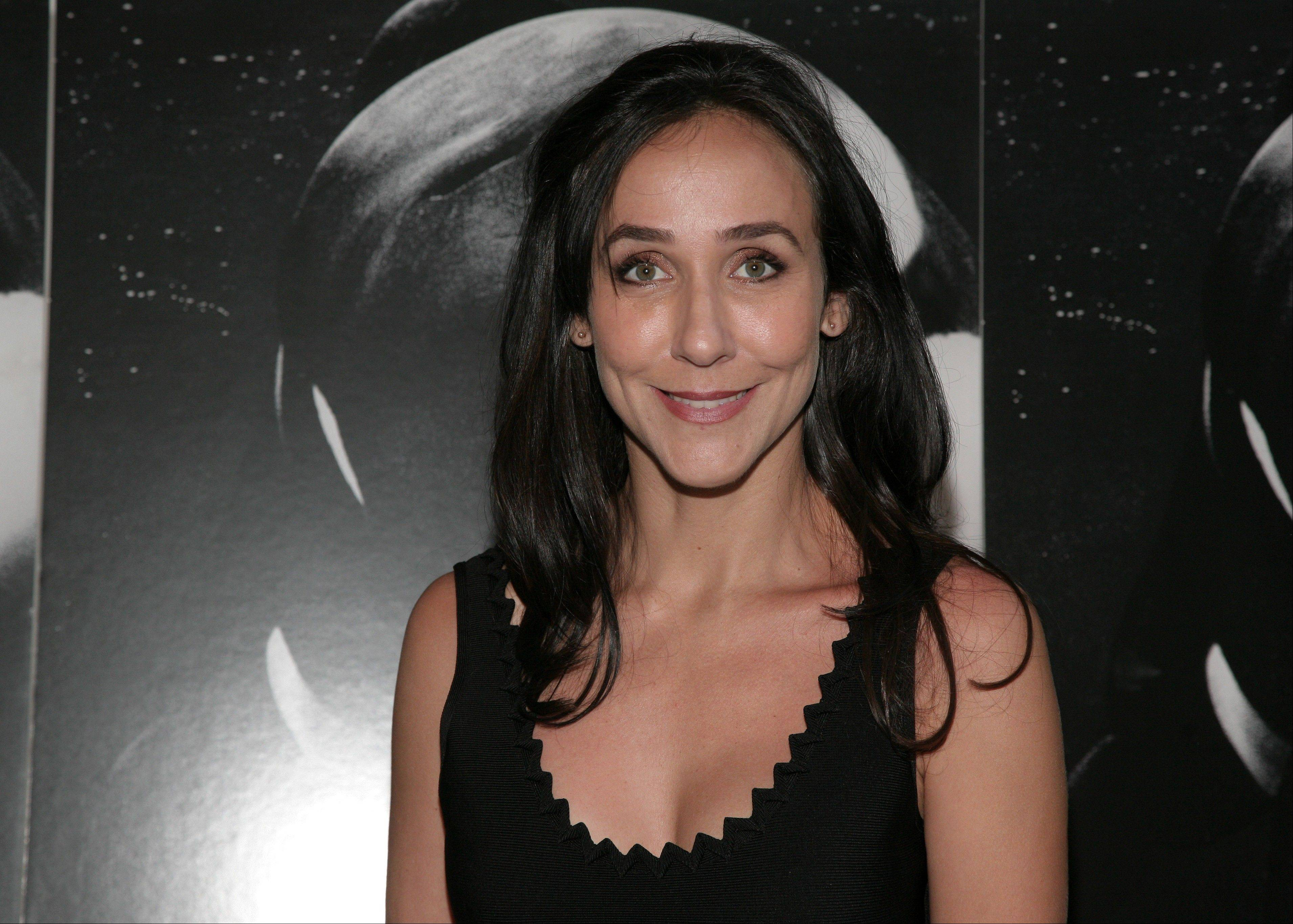 "Director Gabriela Cowperthwaite attends a screening of ""Blackfish"" in New York."