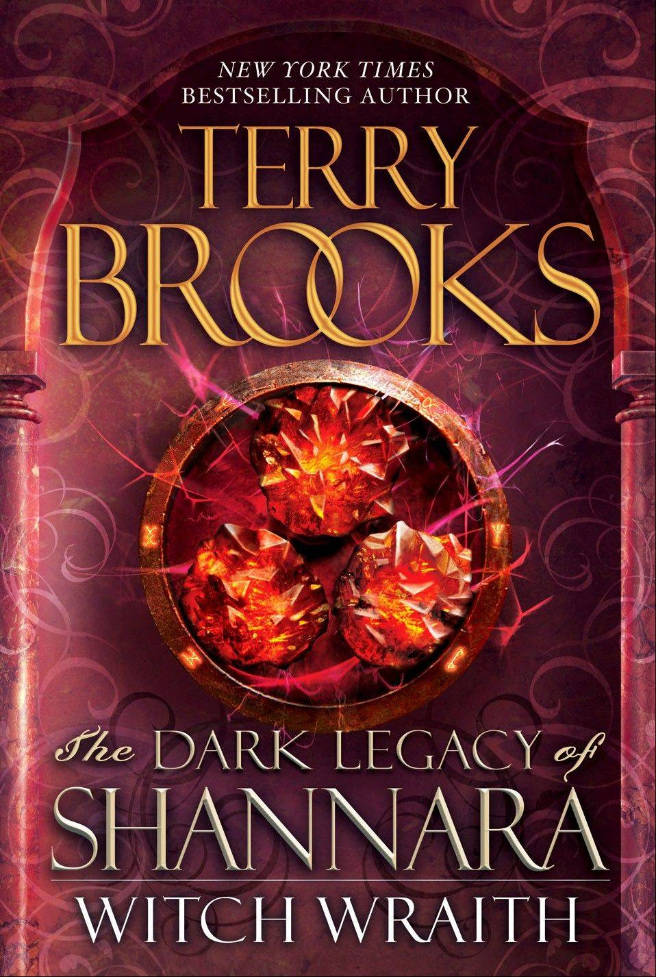 """Witch Wraith: The Dark Legacy of Shannara"" by Terry Brooks"