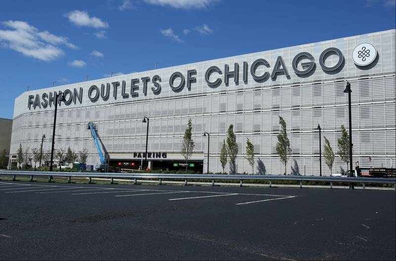 The Fashion Outlets of Chicago is THE South Coast Plaza of outlet shopping centers. Located roughly 15 miles from Downtown Chicago and a few minutes from O'Hare, this place is a must besides 7/10().