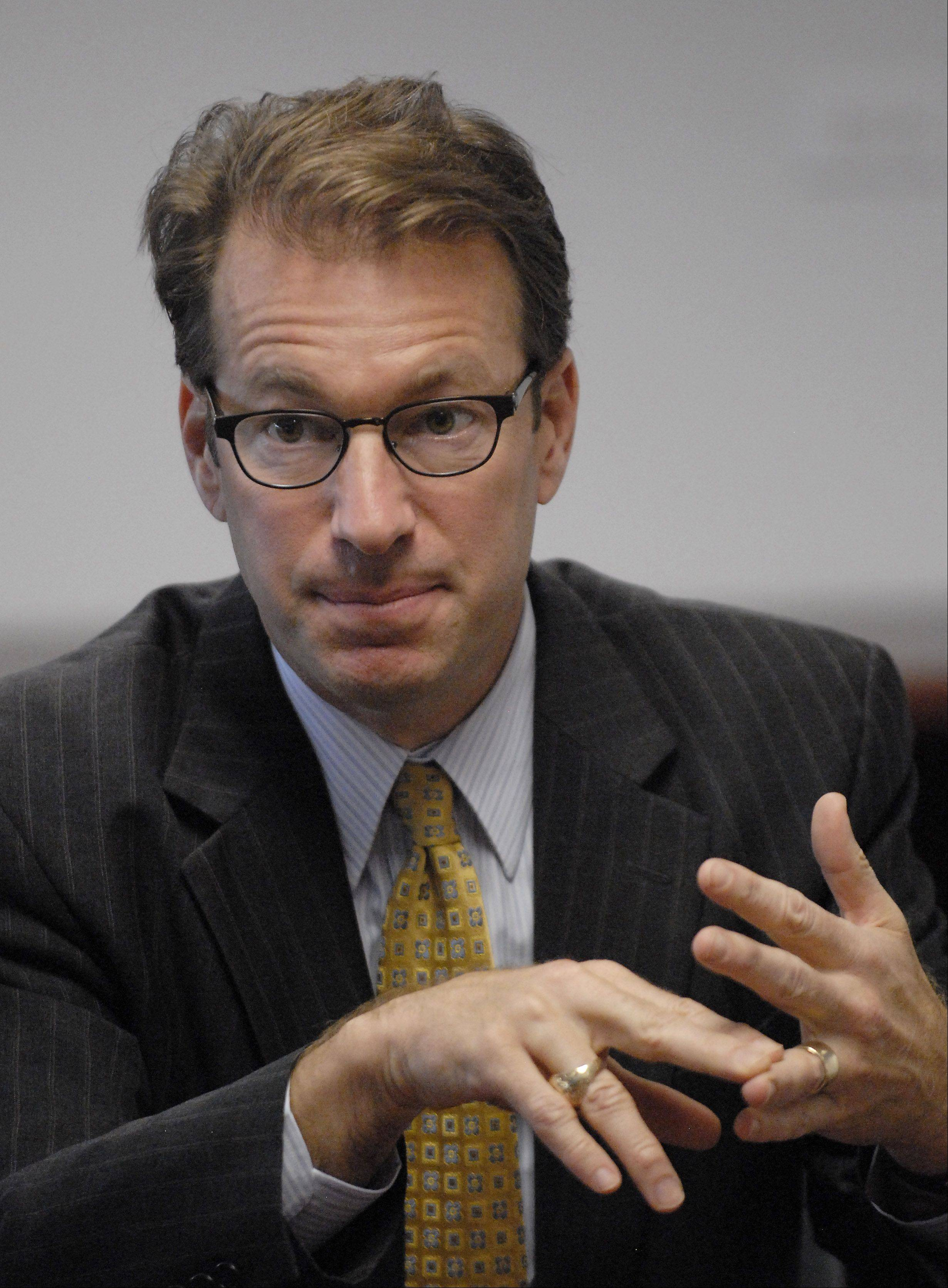 Editorial: Roskam, ethics and an oddly funded trip to Taiwan