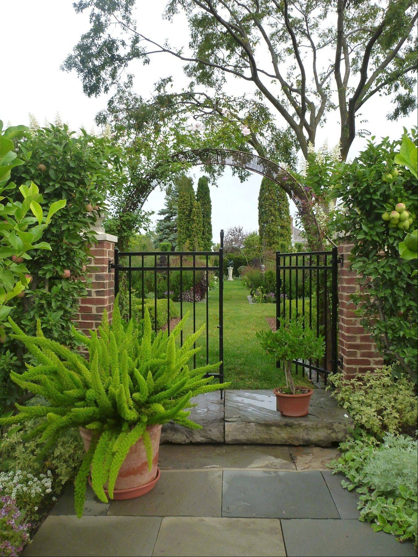 The Garden Conservancy's Open Days Program offers tours of three private gardens on Sunday, July 28, starting at The Gardens at 900 in Lake Forest.
