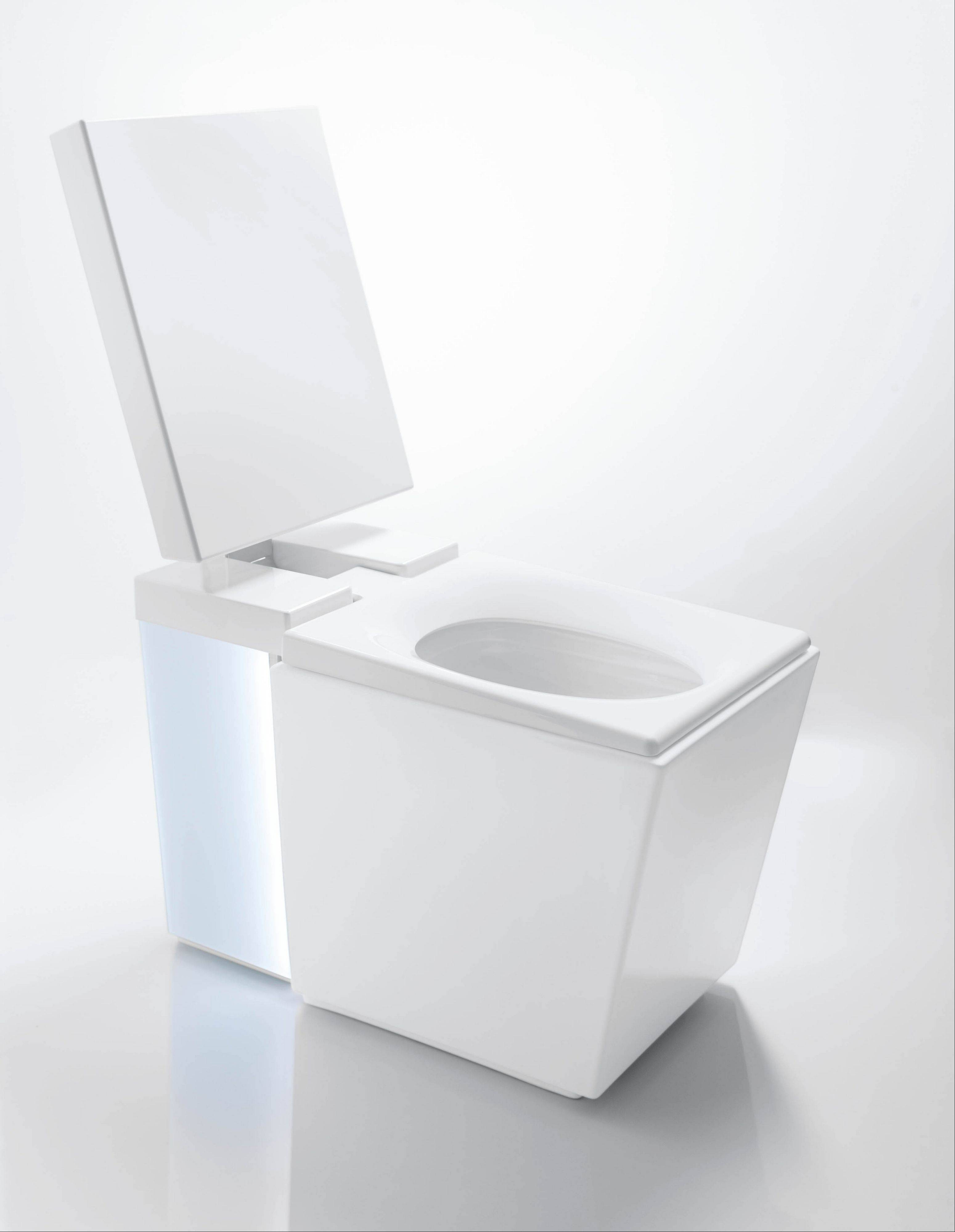Not only do these electronic toilets flush themselves, some models feature complete audio systems with AM/FM radio and an auxiliary input to play your stored music and podcasts.