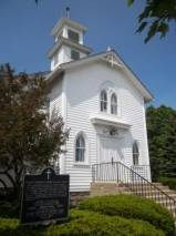 Ivanhoe Congregational Church celebrates its 175th Anniversary as an Organized Church.