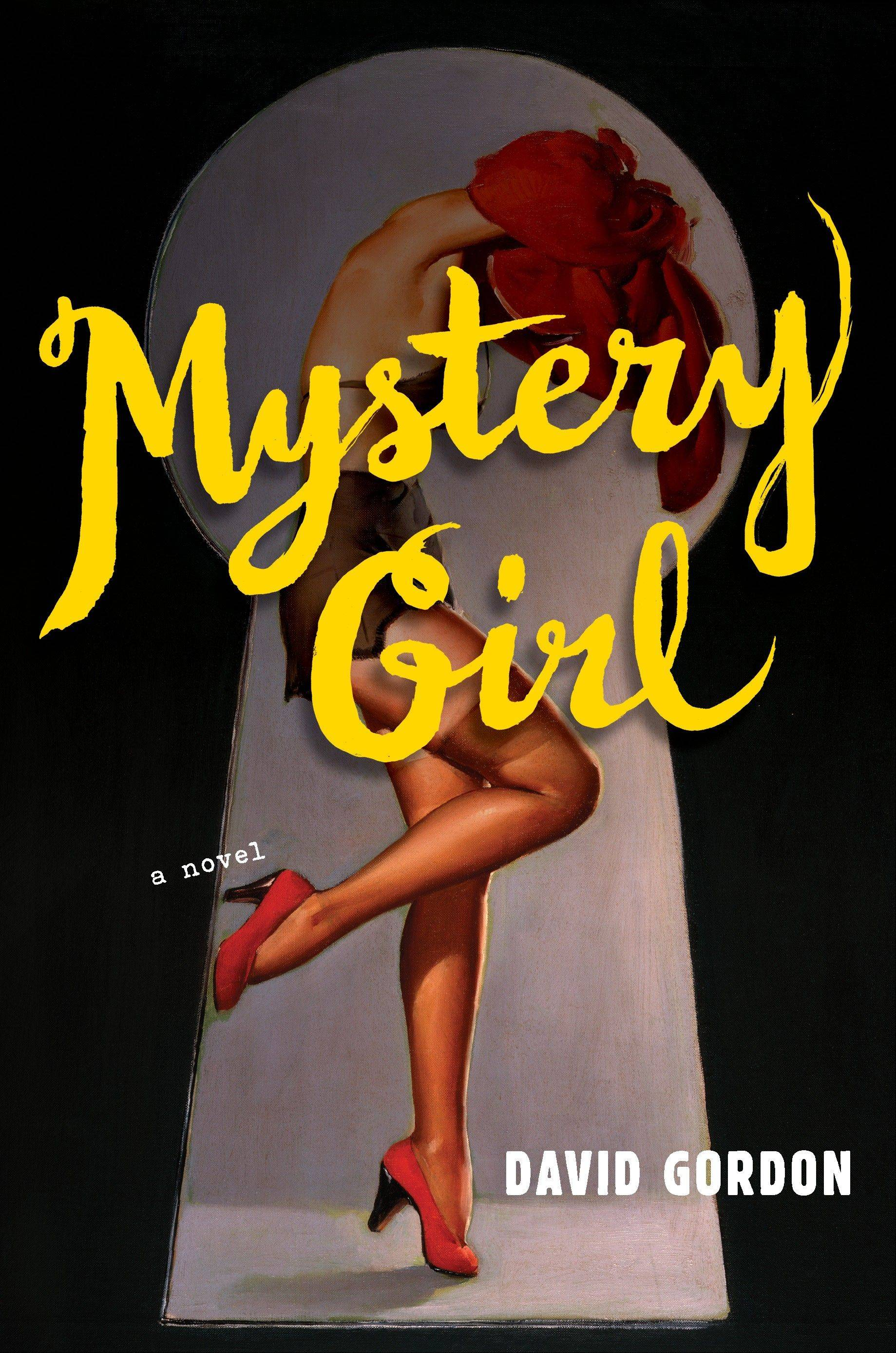 �Mystery Girl� by Davd Gordon