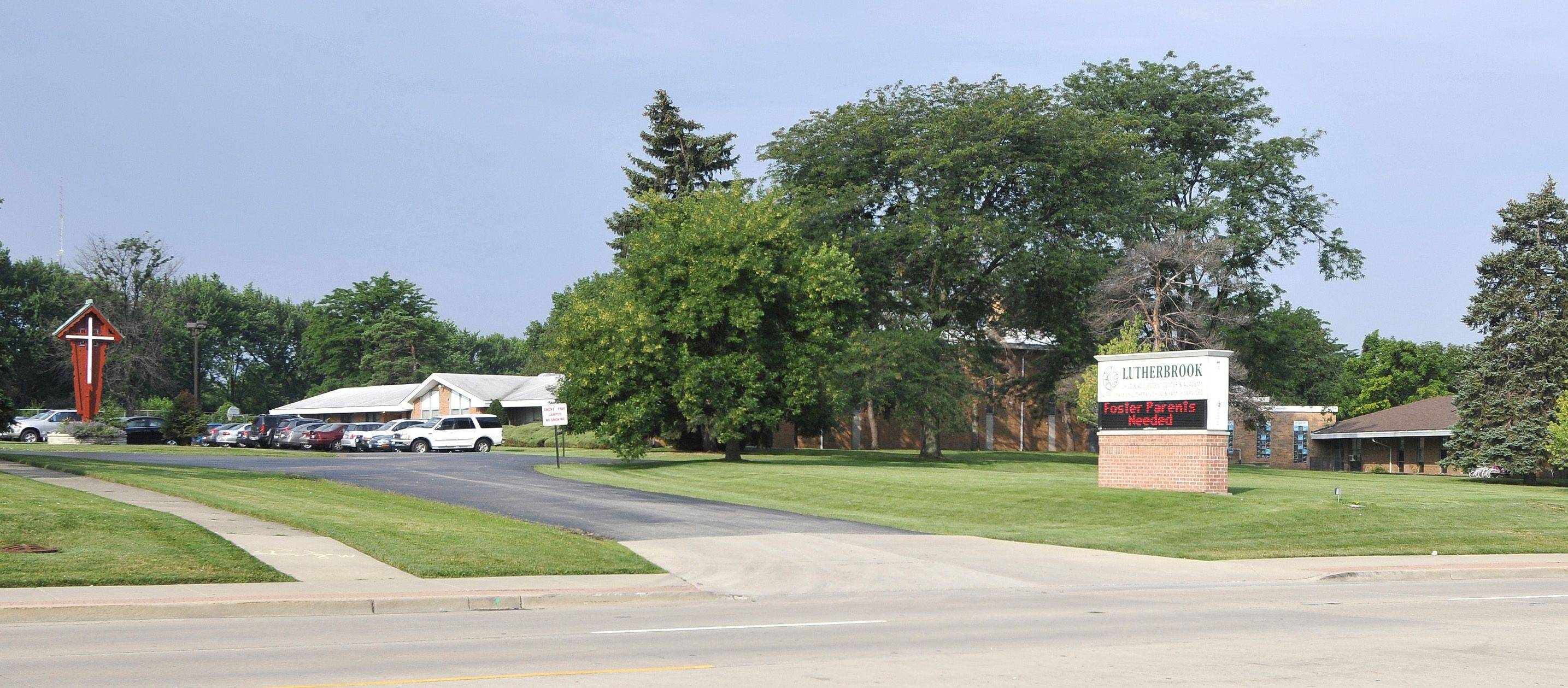 Lutherbrook residential facility in Addison, which treats traumatized children, was the site of 570 police calls in 2011 and 2012.