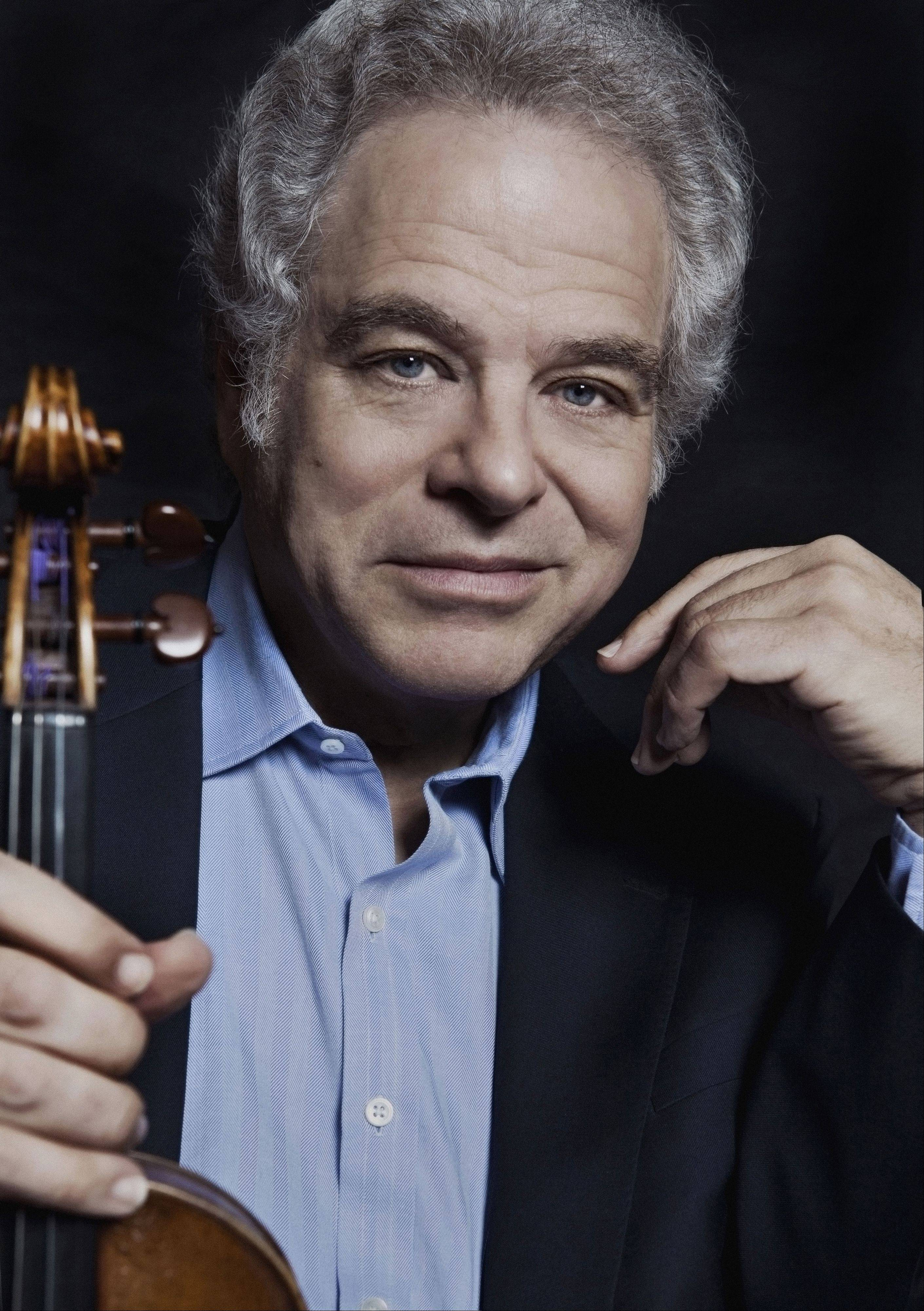 Tickets are now on sale for renowned violinist Itzhak Perlman in concert at the Lyric Opera of Chicago.