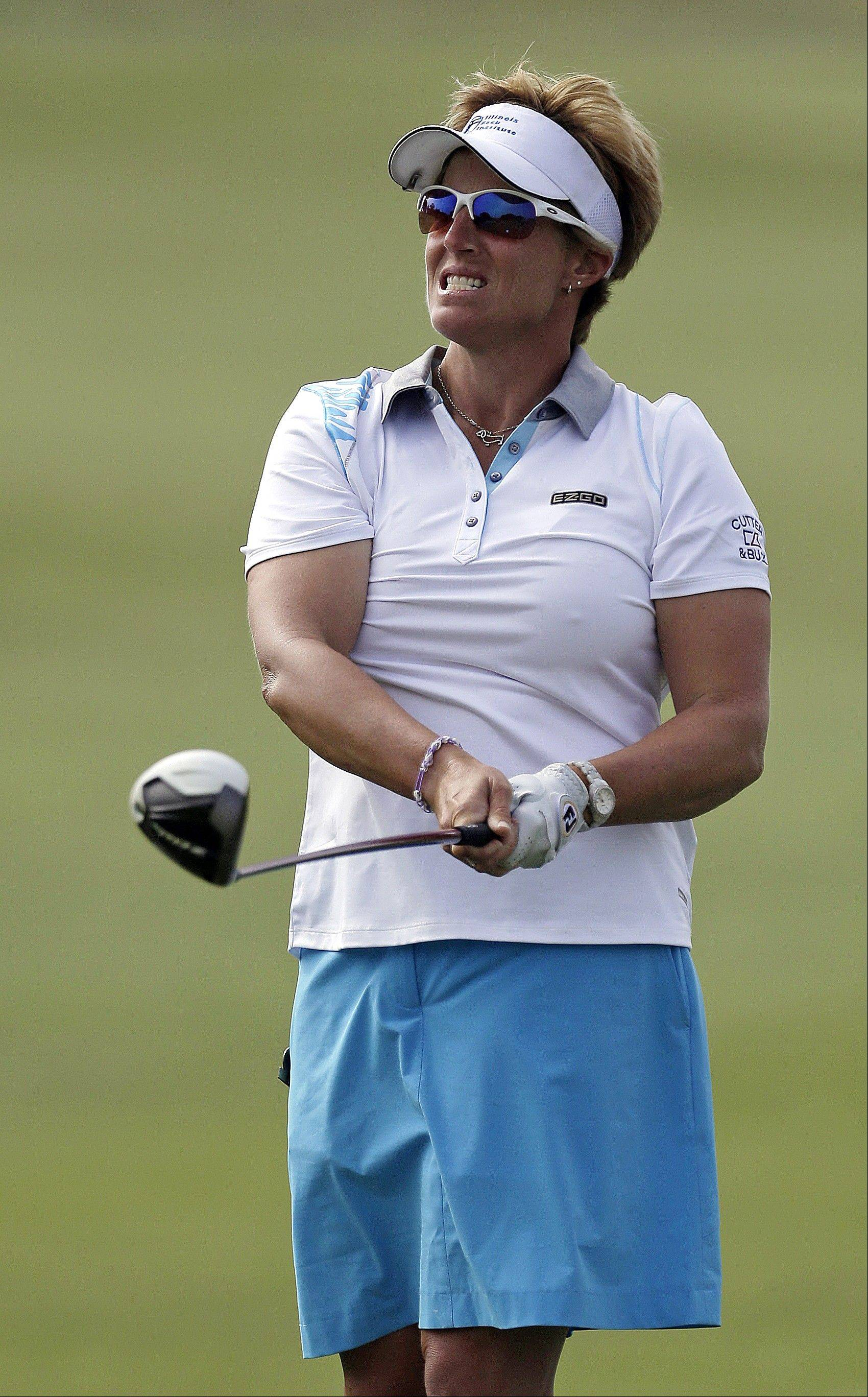 Two-time Illinois Women's Open champ Nicole Jeray will be among the contenders for this year's championship at Mistwood.