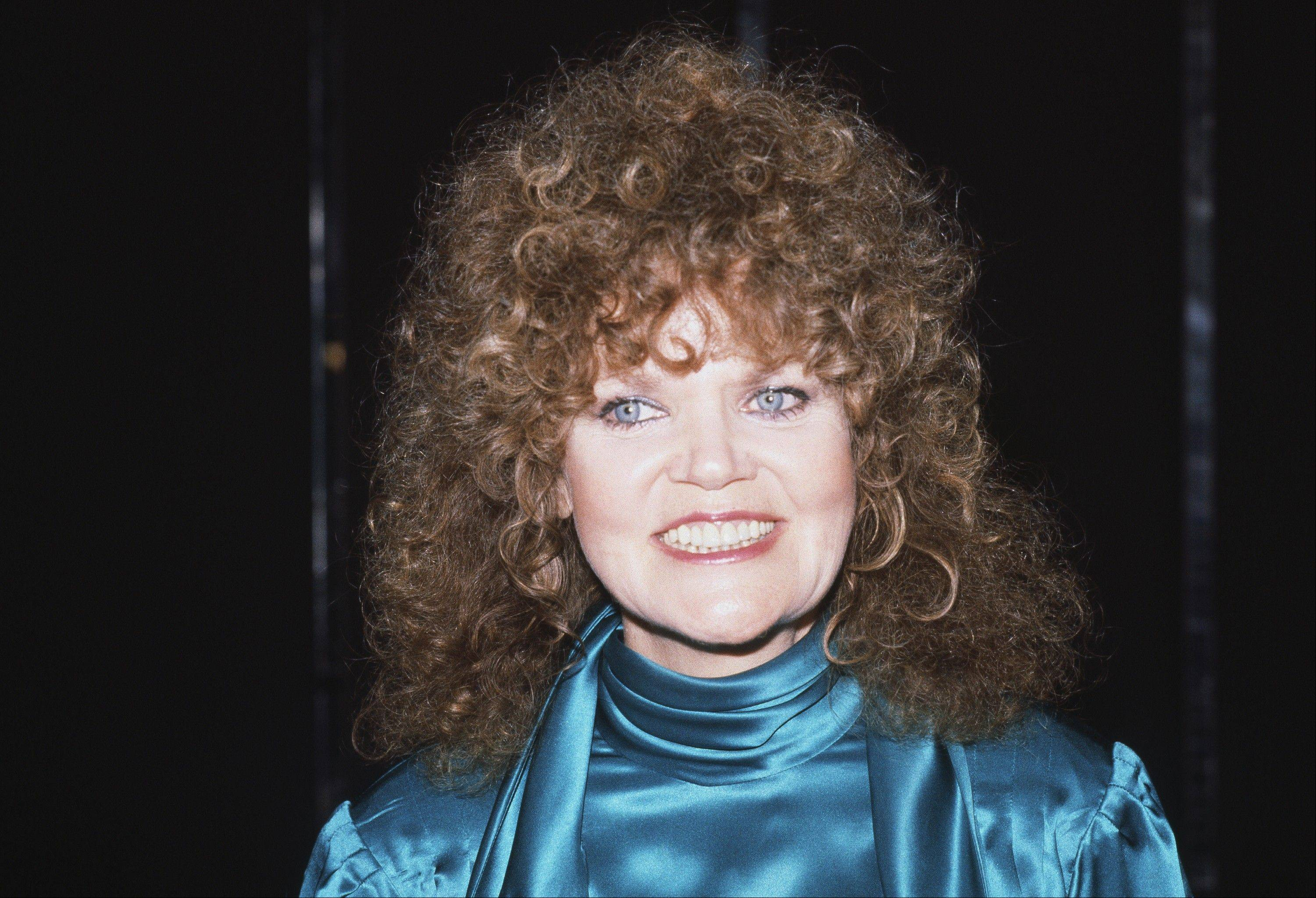 "Actress Eileen Brennan, who is best known for playing Capt. Doreen Lewis in ""Private Benjamin,"" died Sunday in Burbank, Calif., after a battle with bladder cancer."