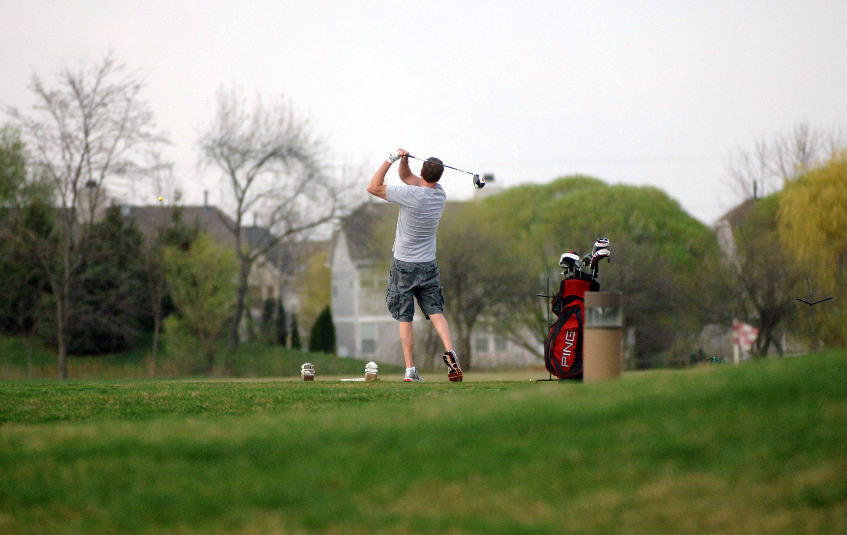 Management company upbeat about Gurnee golf course