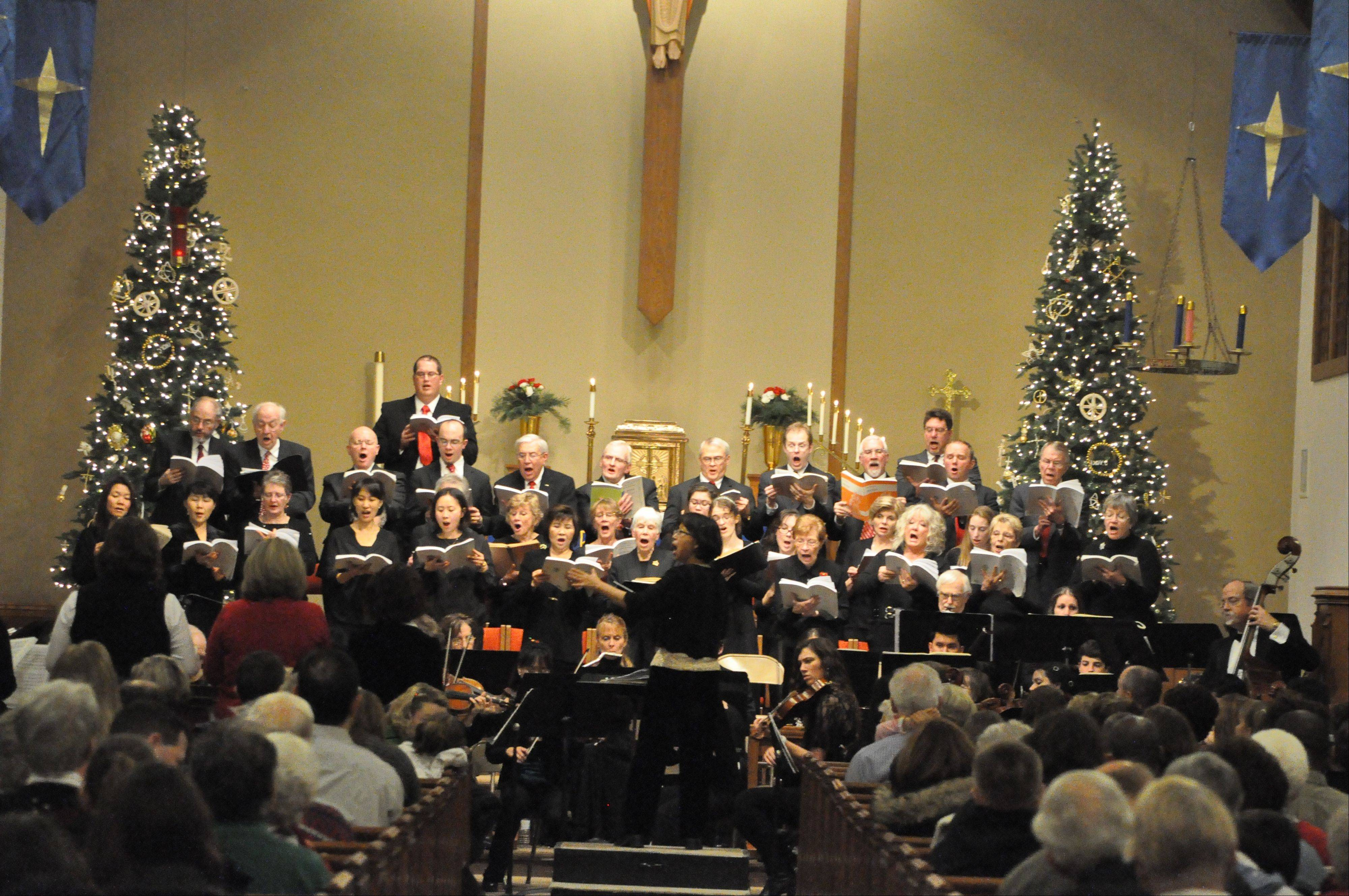 Our Savior Lutheran Church in Aurora will play host Sunday to the Hymn Festival.