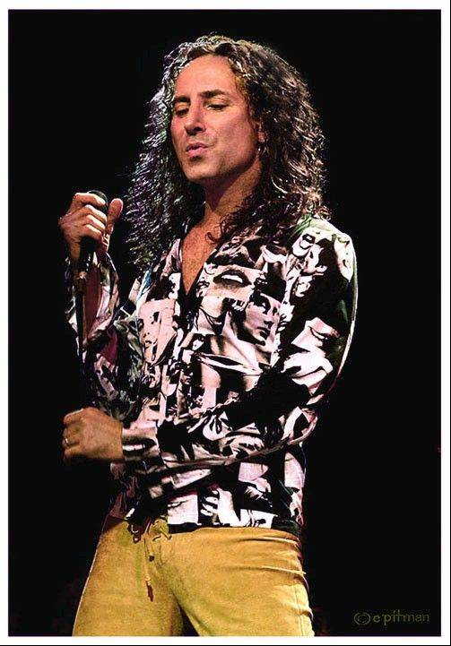 Steve Augeri, former lead vocalist of Journey, and his current band will headline the Paul Ruby Foundation Concert for a Cure on Friday, Aug. 2.