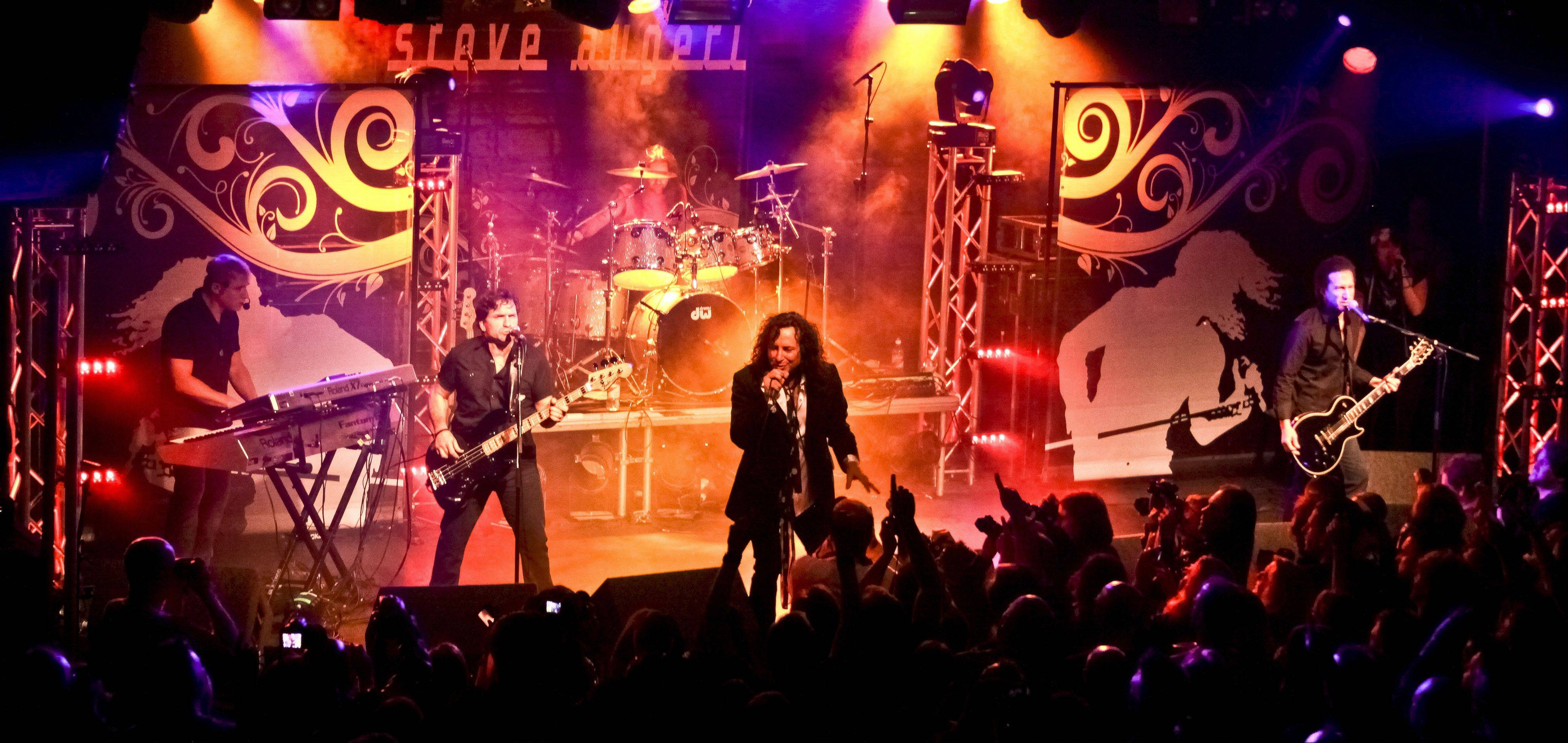 The annual Concert for a Cure to benefit the Paul Ruby Foundation for Parkinson's Research will feature the Steve Augeri Band at the Arcada Theatre Friday, Aug. 2.