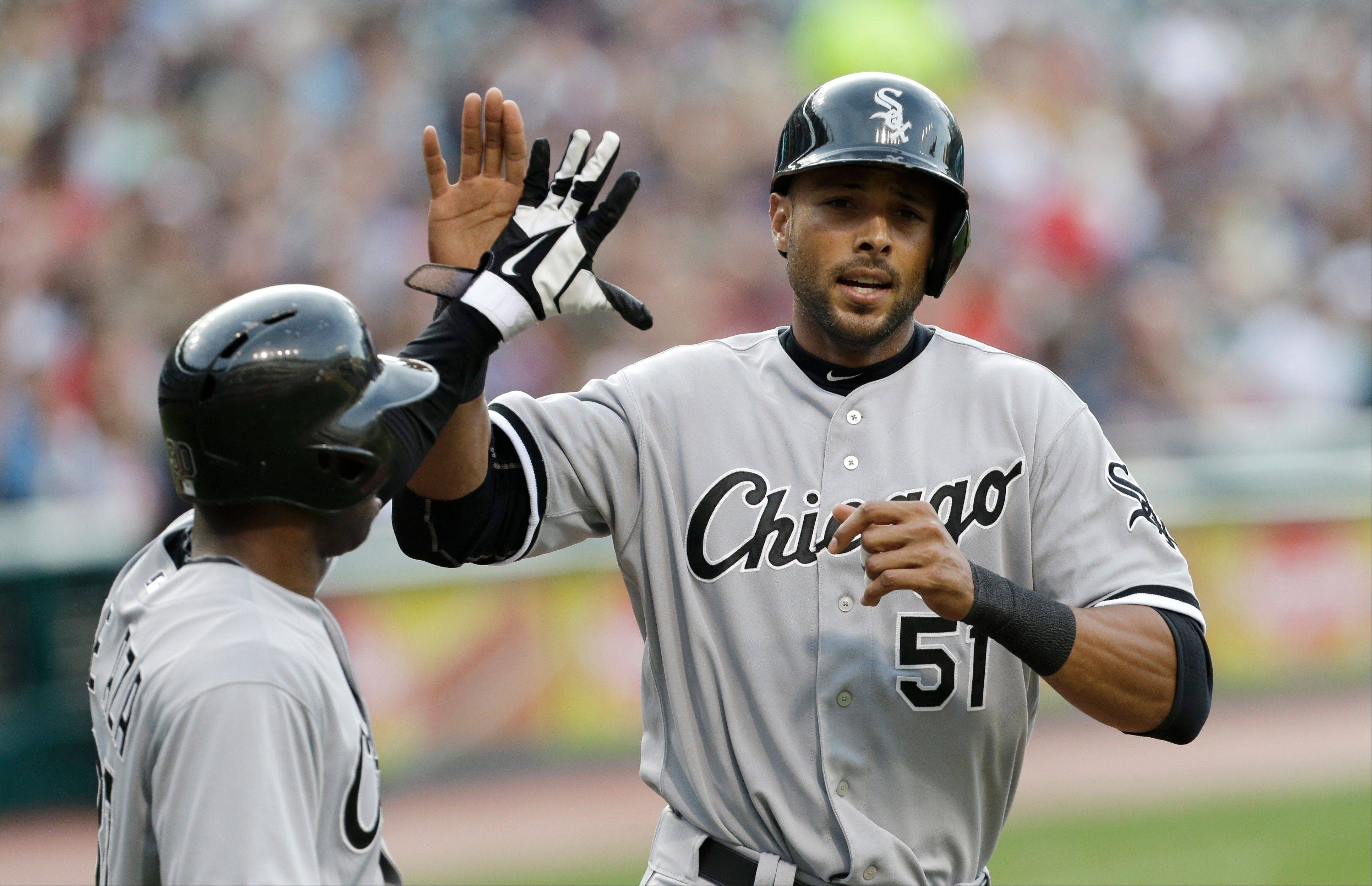 While right fielder Alex Rios was not moved before the nonwaiver deadline, the White Sox still could work out a trade during August.