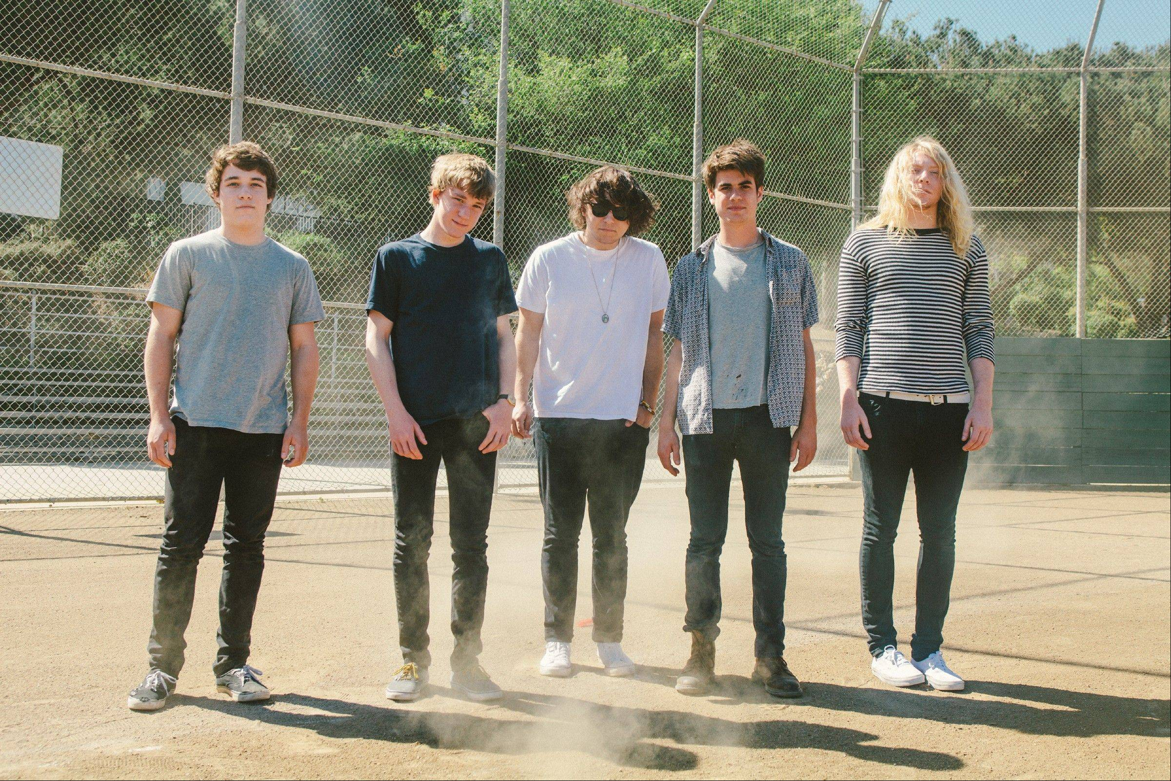 The Orwells: From suburban garage band to Lollapalooza