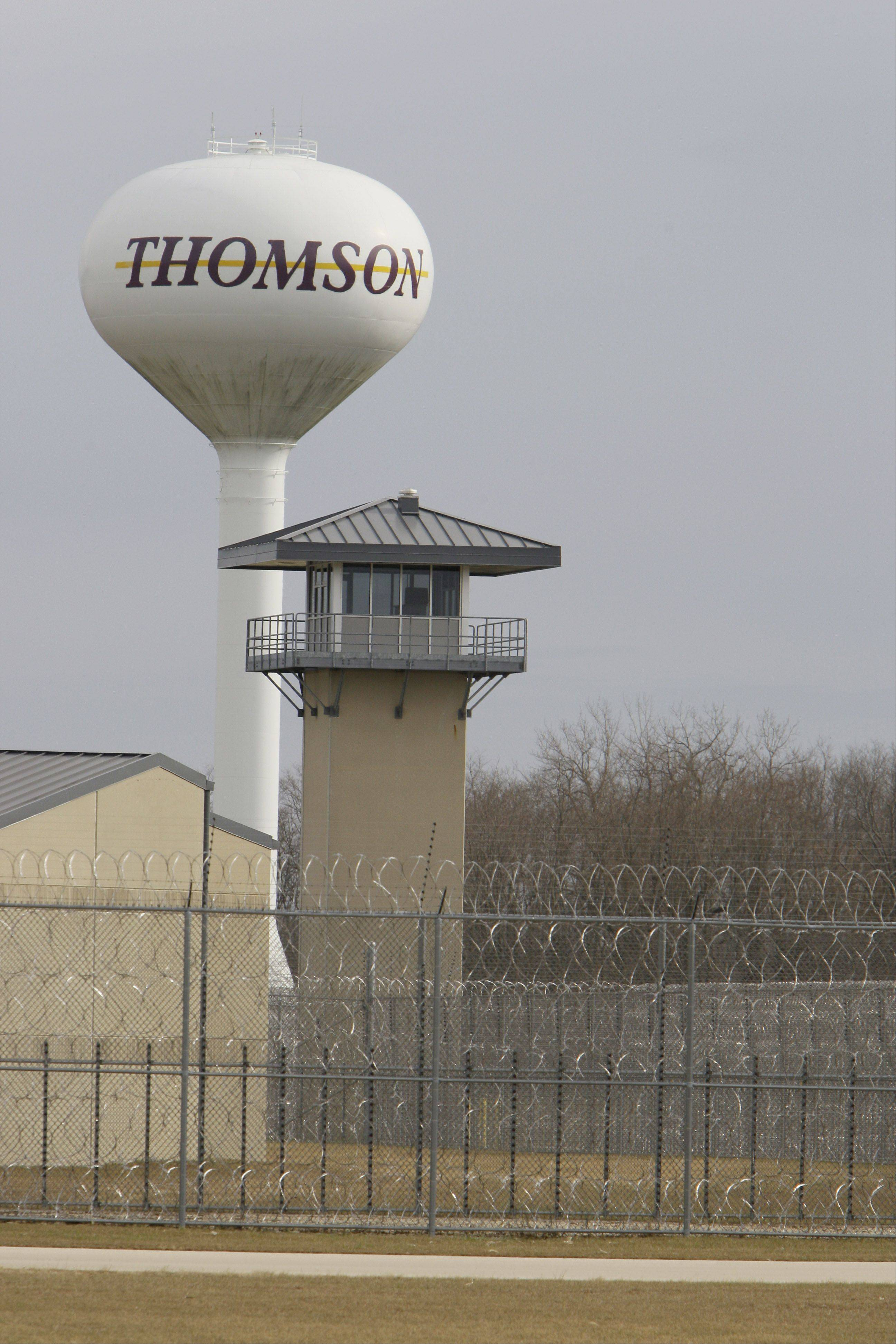 The U.S. Senate�s Appropriations Committee approved funding in July to reactivate Thomson prison.