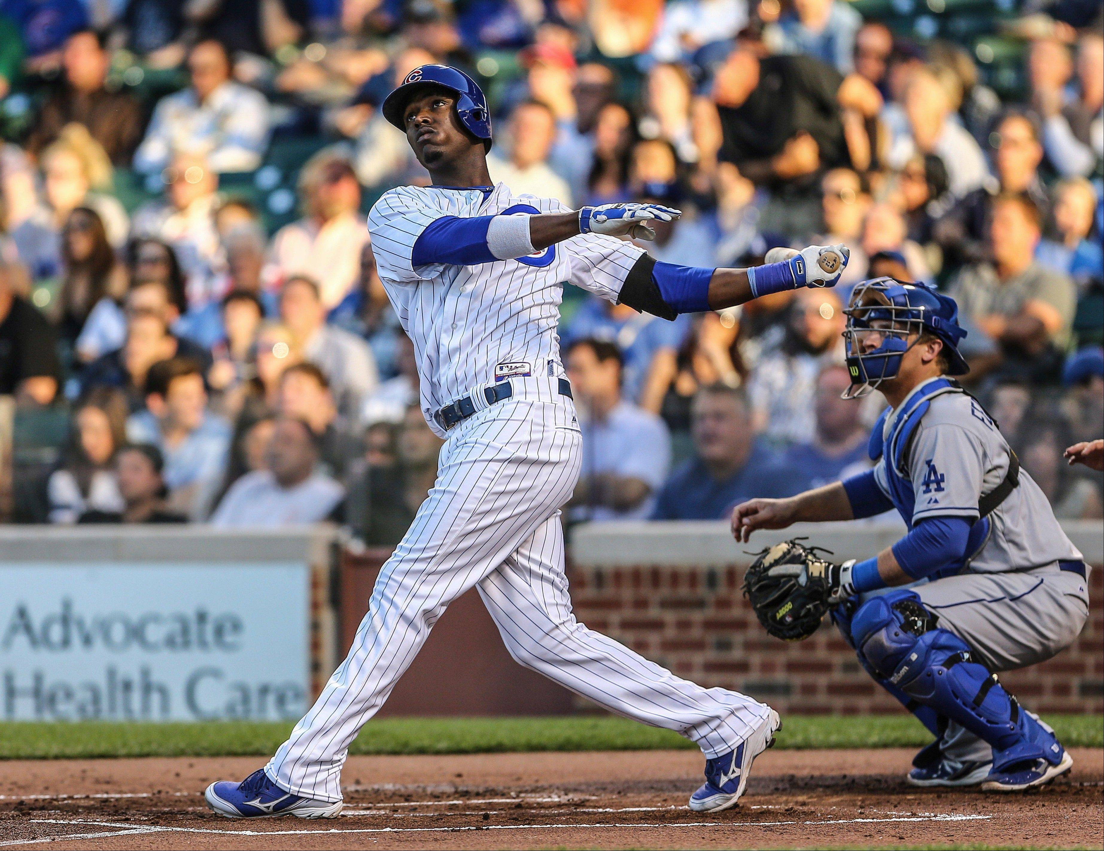 Cubs rookie Lake continues to make big splash