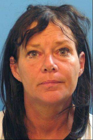Tammy Traux, 52, no known address, busted for prostitution and resisting a peace officer.