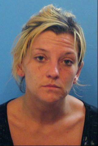 Crystal Reinhardt, 27, 38000 block of North Shore Ave. Beach Park, IL. busted for possession and resisting.