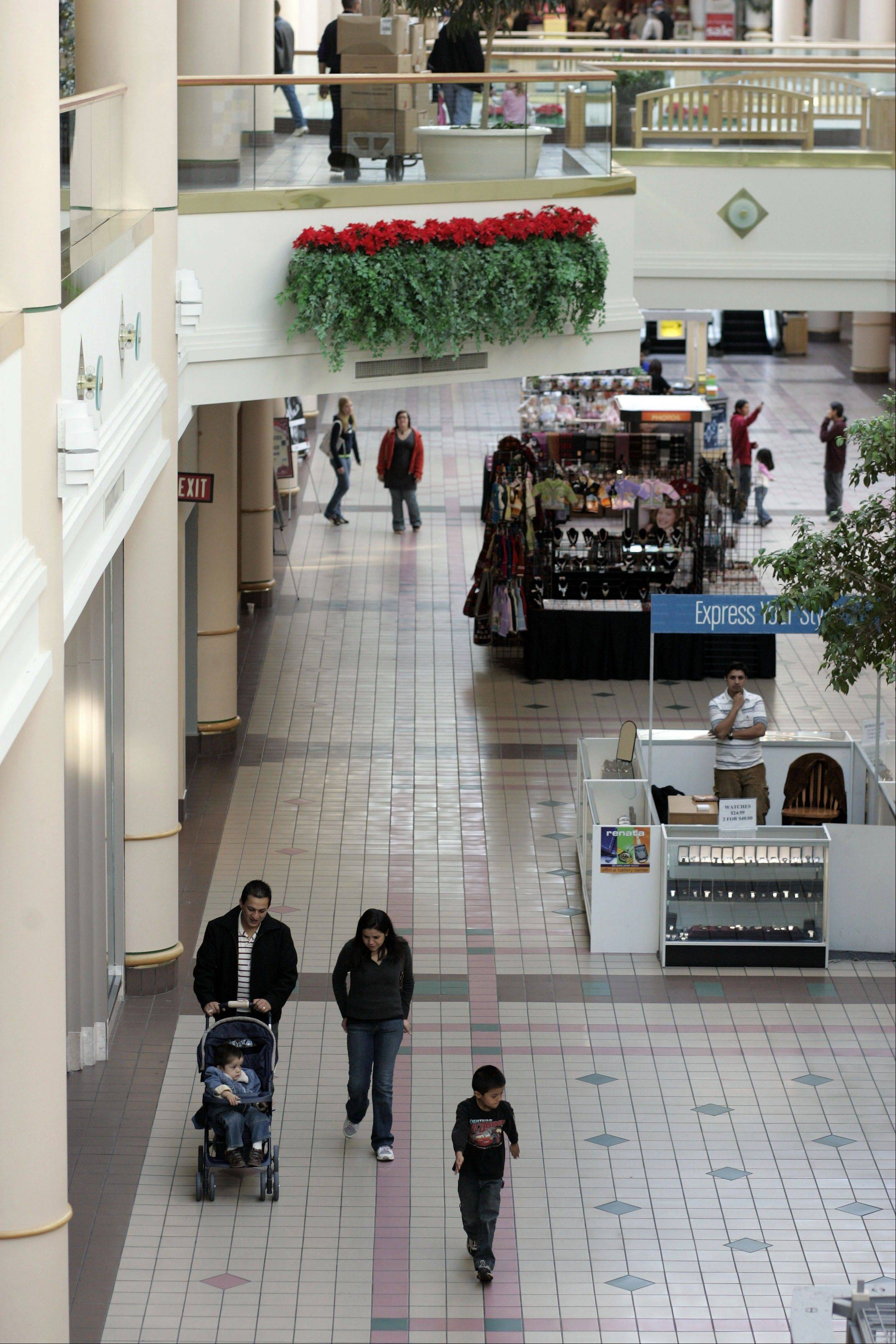 Some readers who responded to a Dave Heun question about change said they�d like to see a more vibrant Charlestowne Mall in St. Charles.