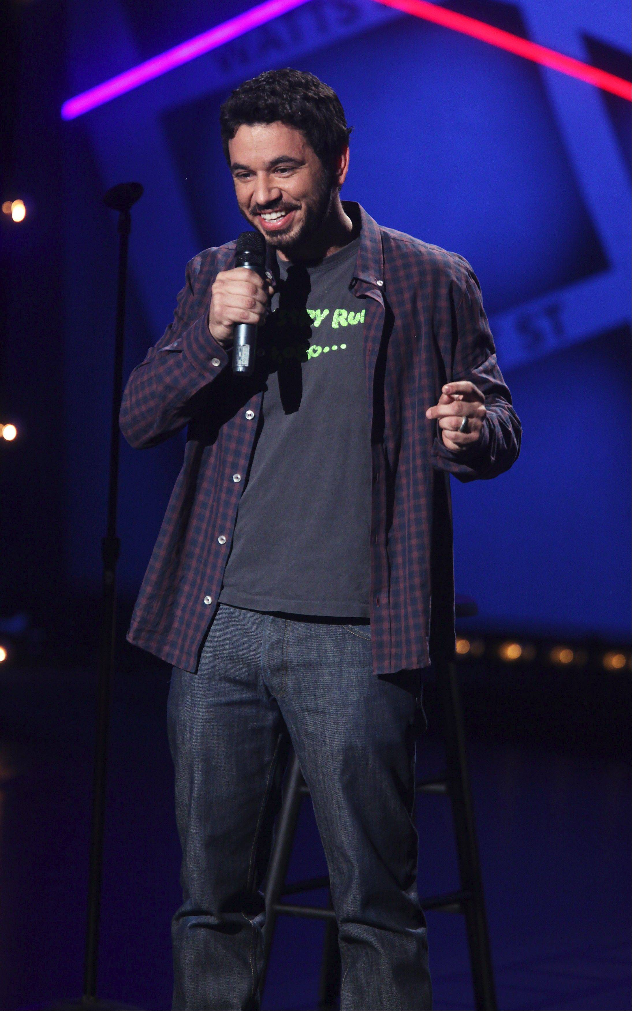 Comedian Al Madrigal is set to perform at Zanies locations in Rosemont and St. Charles.