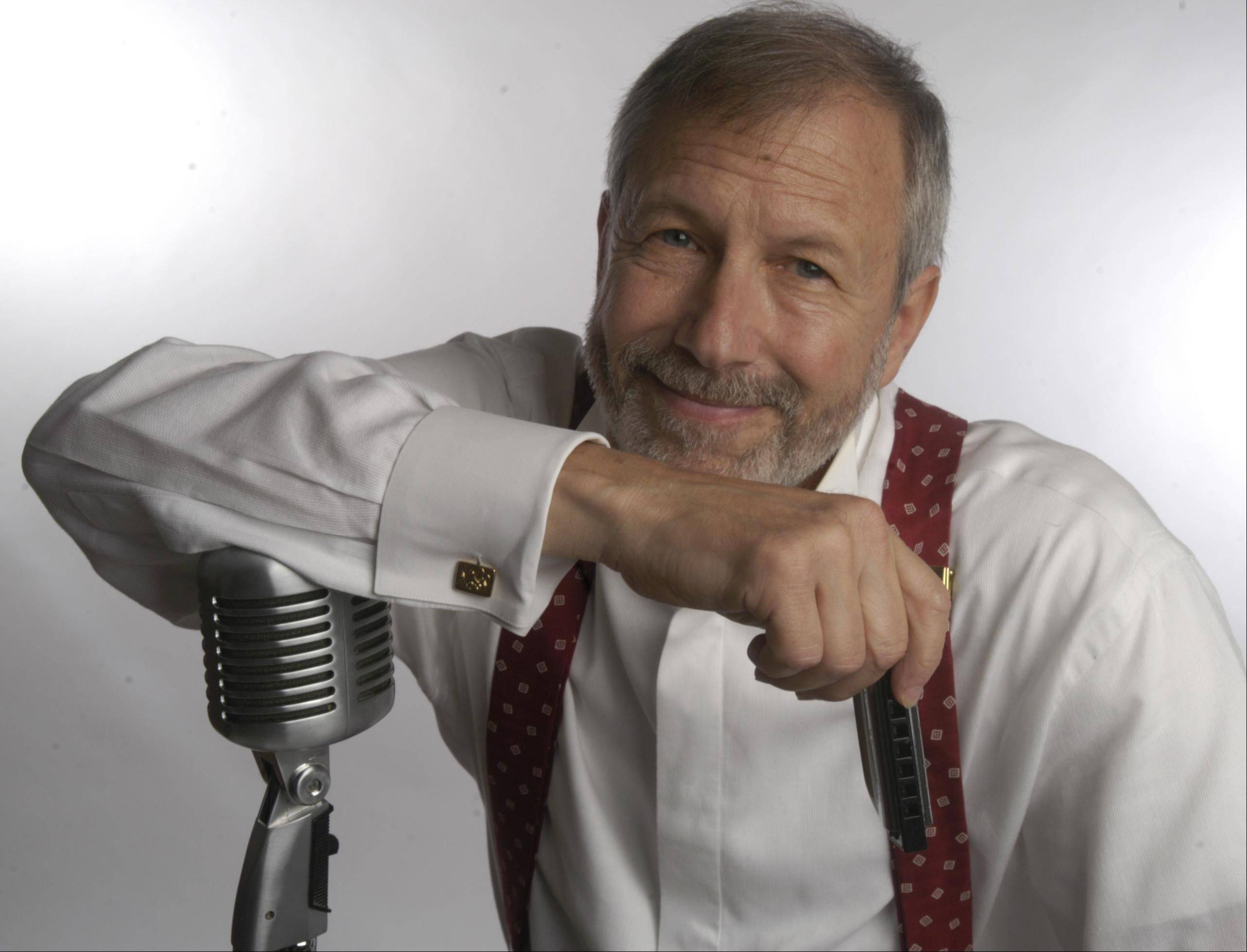 Corky Siegel is set to perform in Long Grove.