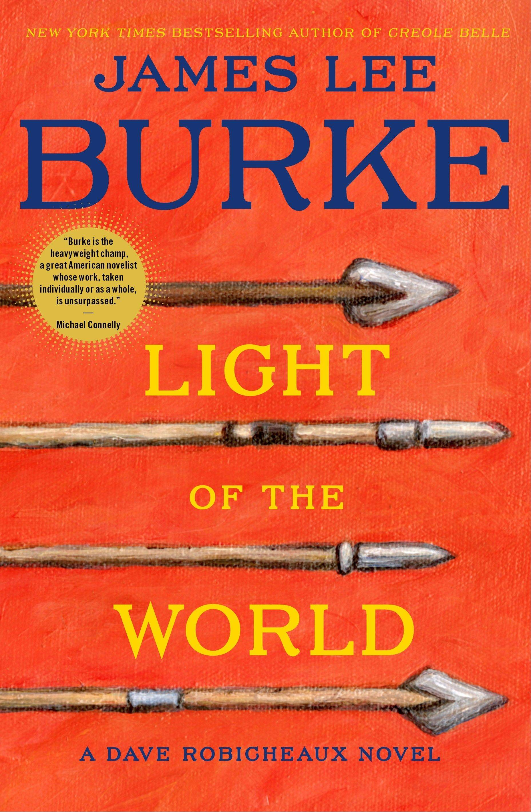 """Light of the World"" by James Lee Burke"