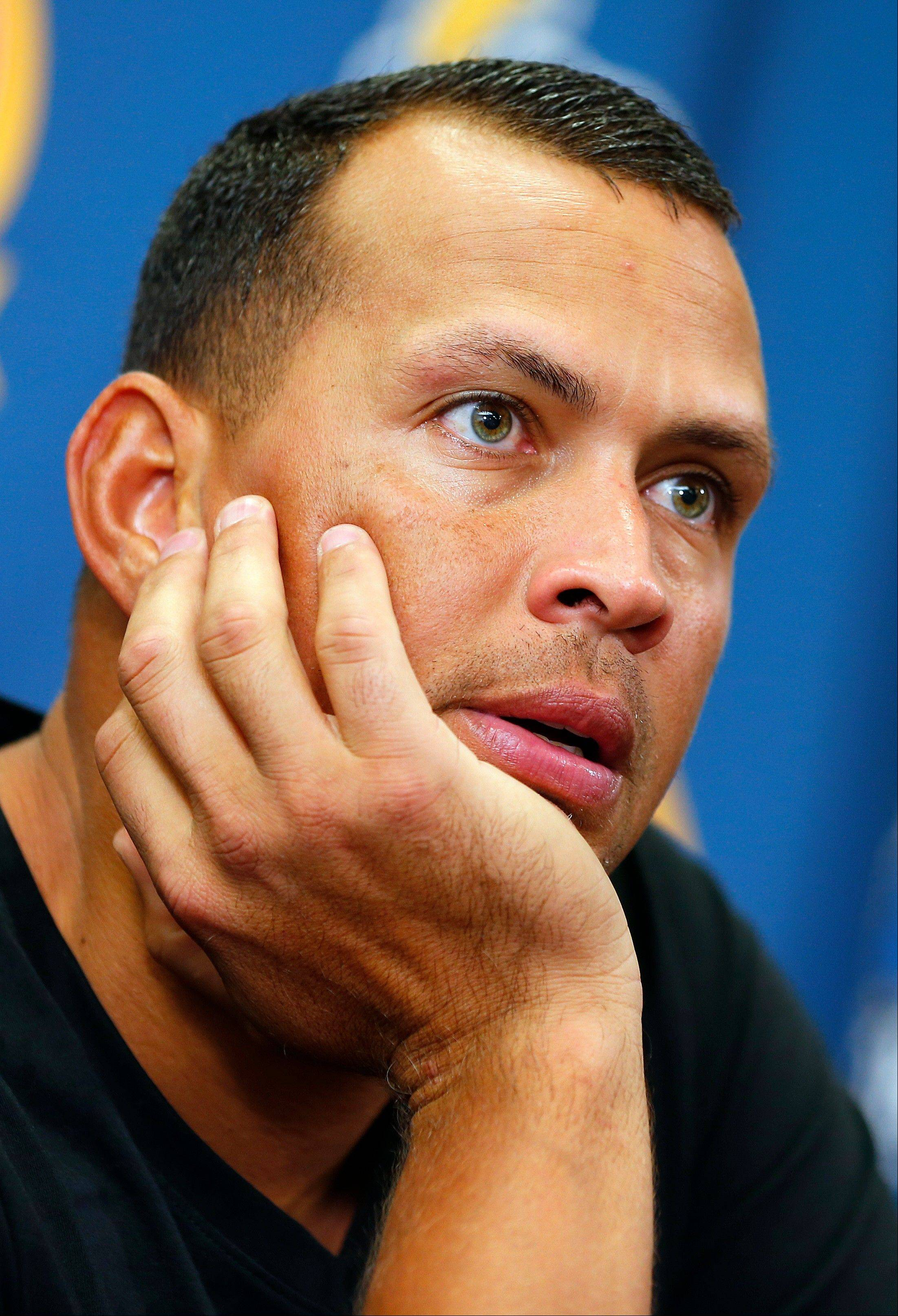 Third baseman Alex Rodriguez is expected to be in the lineup Monday night when the Yankees visit U.S. Cellular Field.