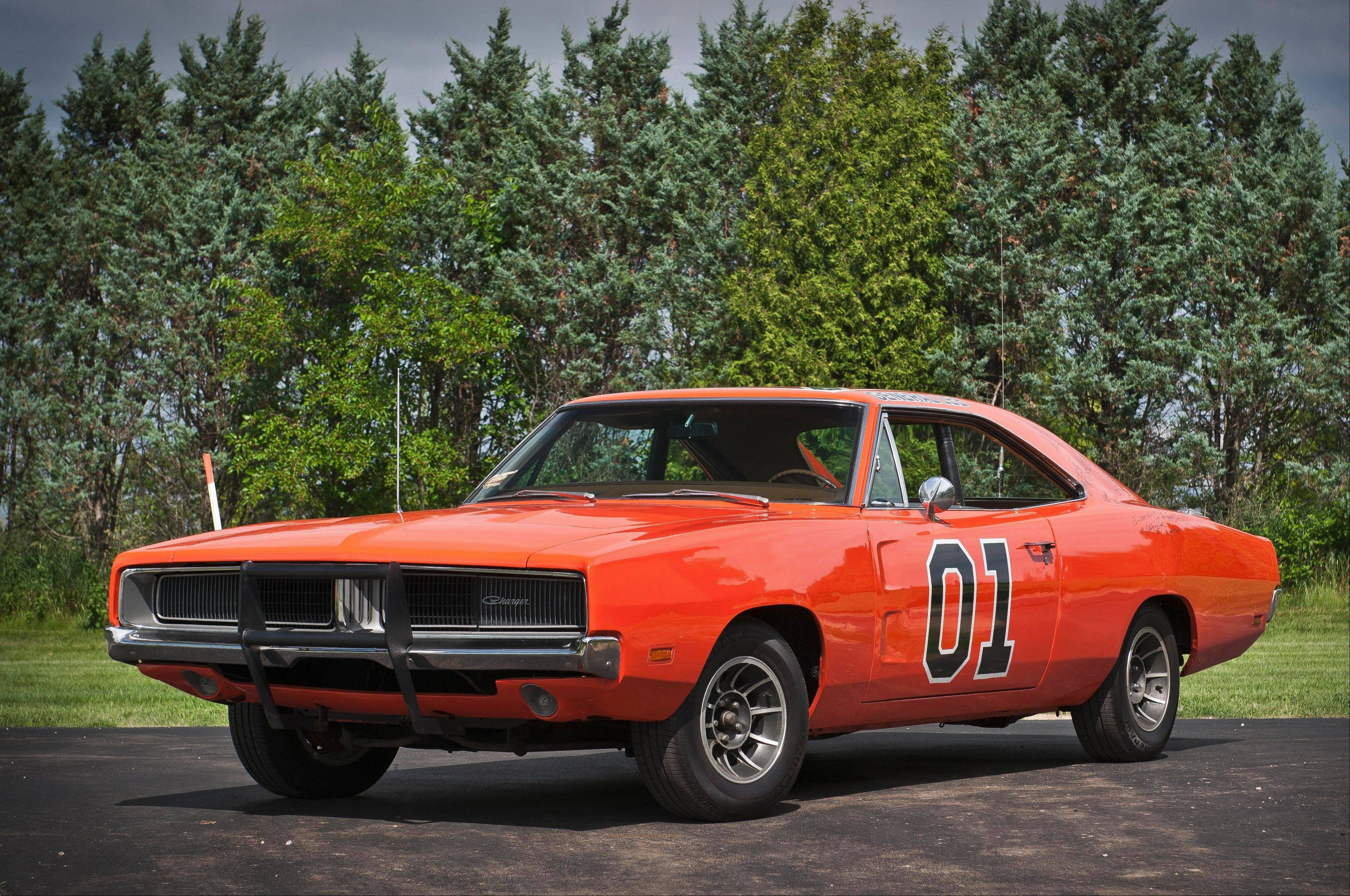 "1969 Dodge Charger, ""General Lee,"" Brian Grams, Volo Auto Museum"